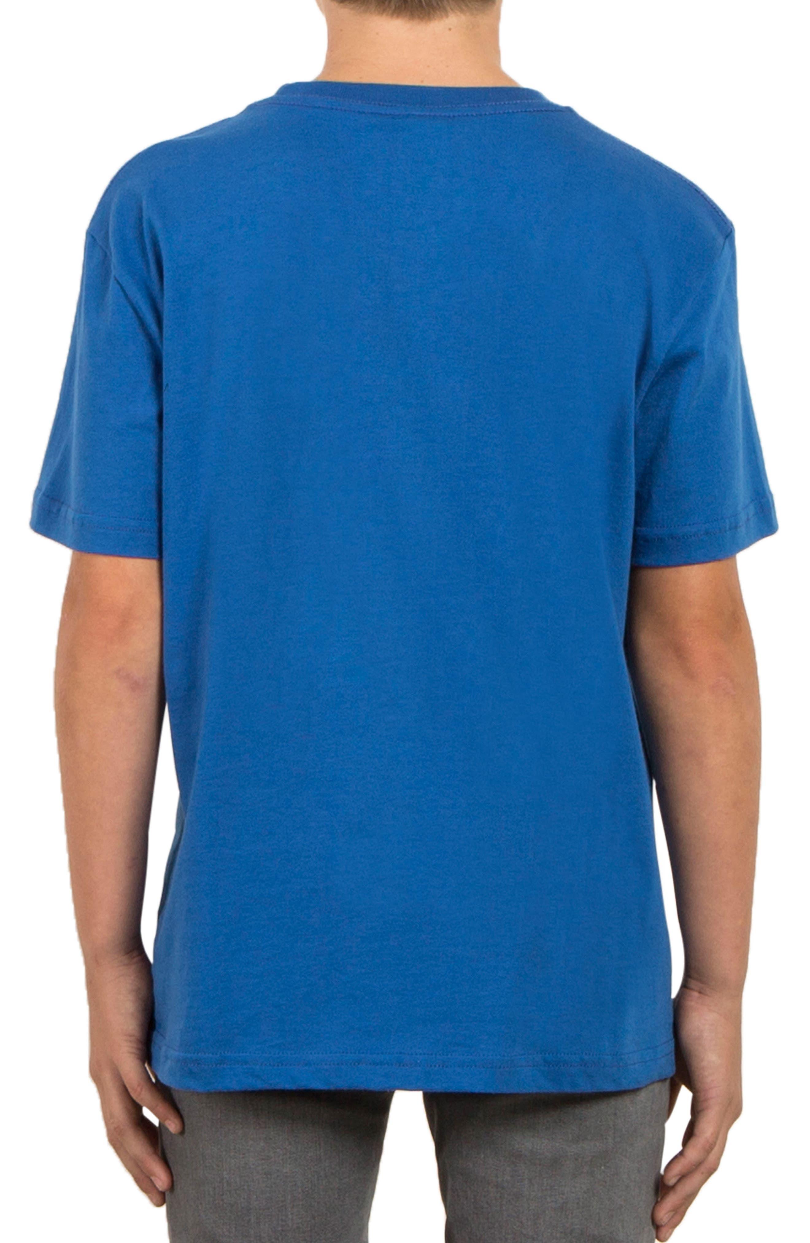 Magnetic Stone Graphic T-Shirt,                             Alternate thumbnail 4, color,