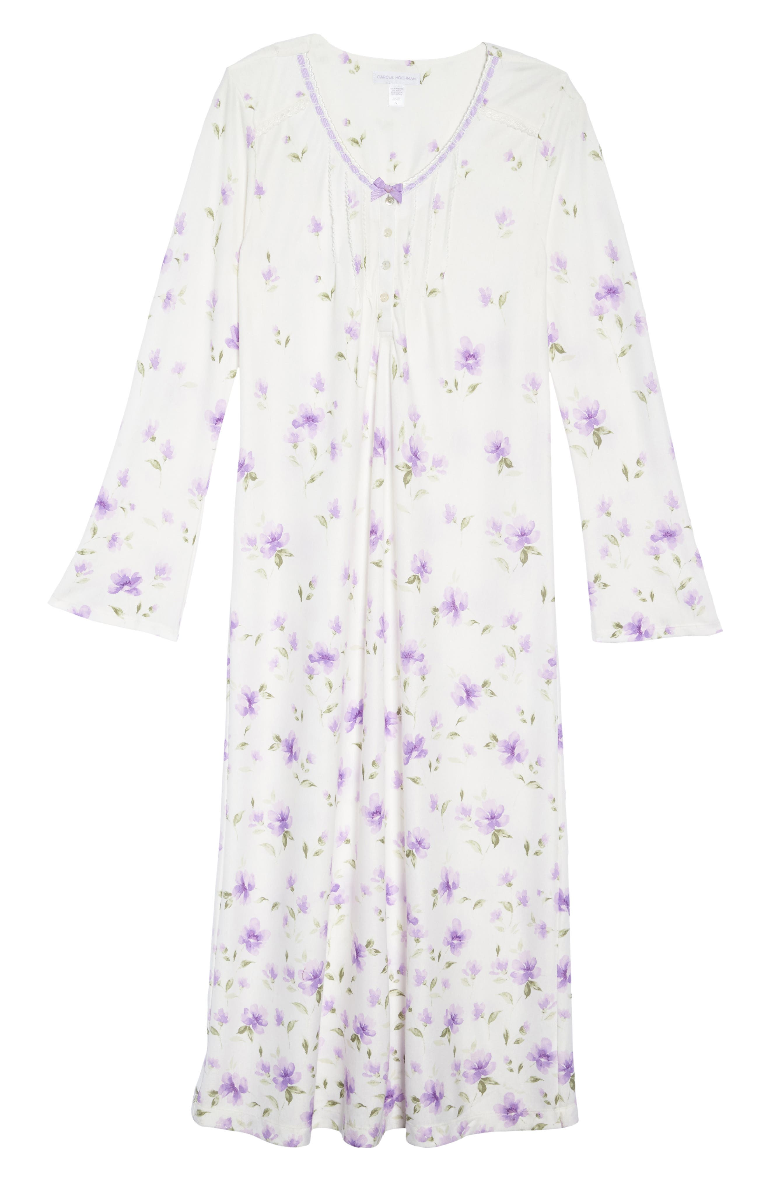 Long Nightgown,                             Alternate thumbnail 12, color,