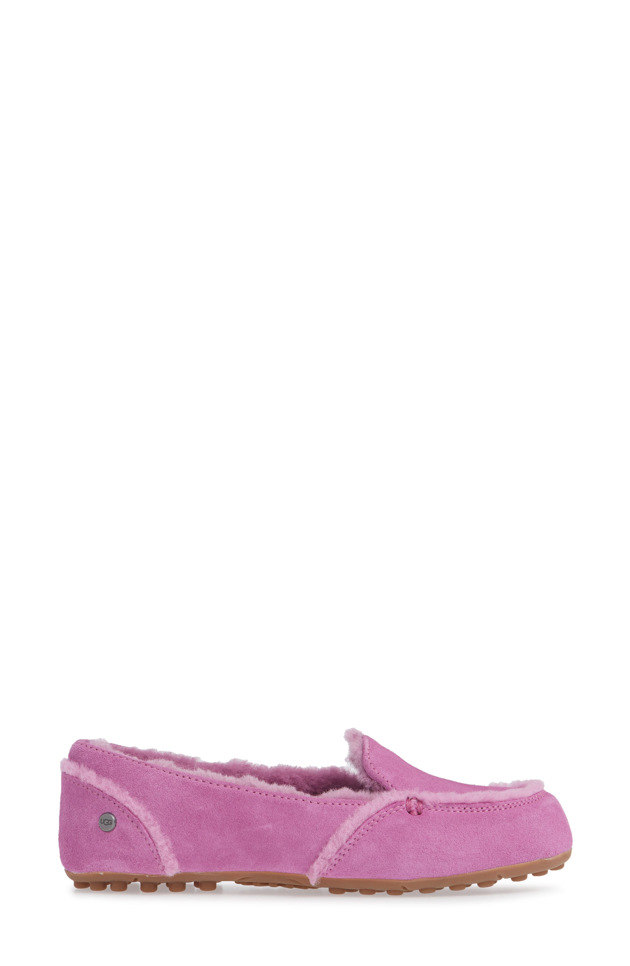 Hailey Slipper,                             Alternate thumbnail 3, color,                             BODACIOUS SUEDE