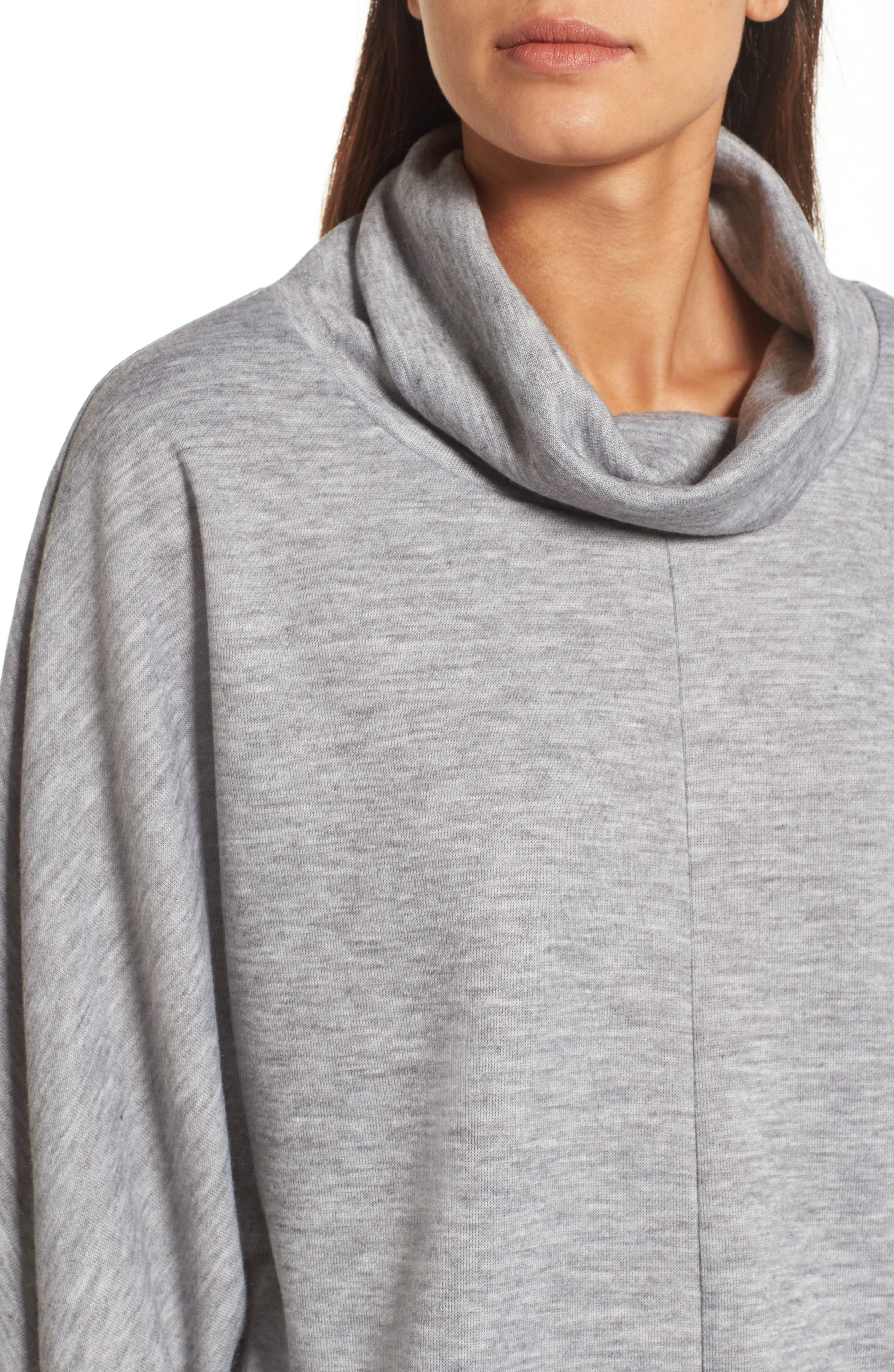 Cowl Neck Pullover,                             Alternate thumbnail 14, color,