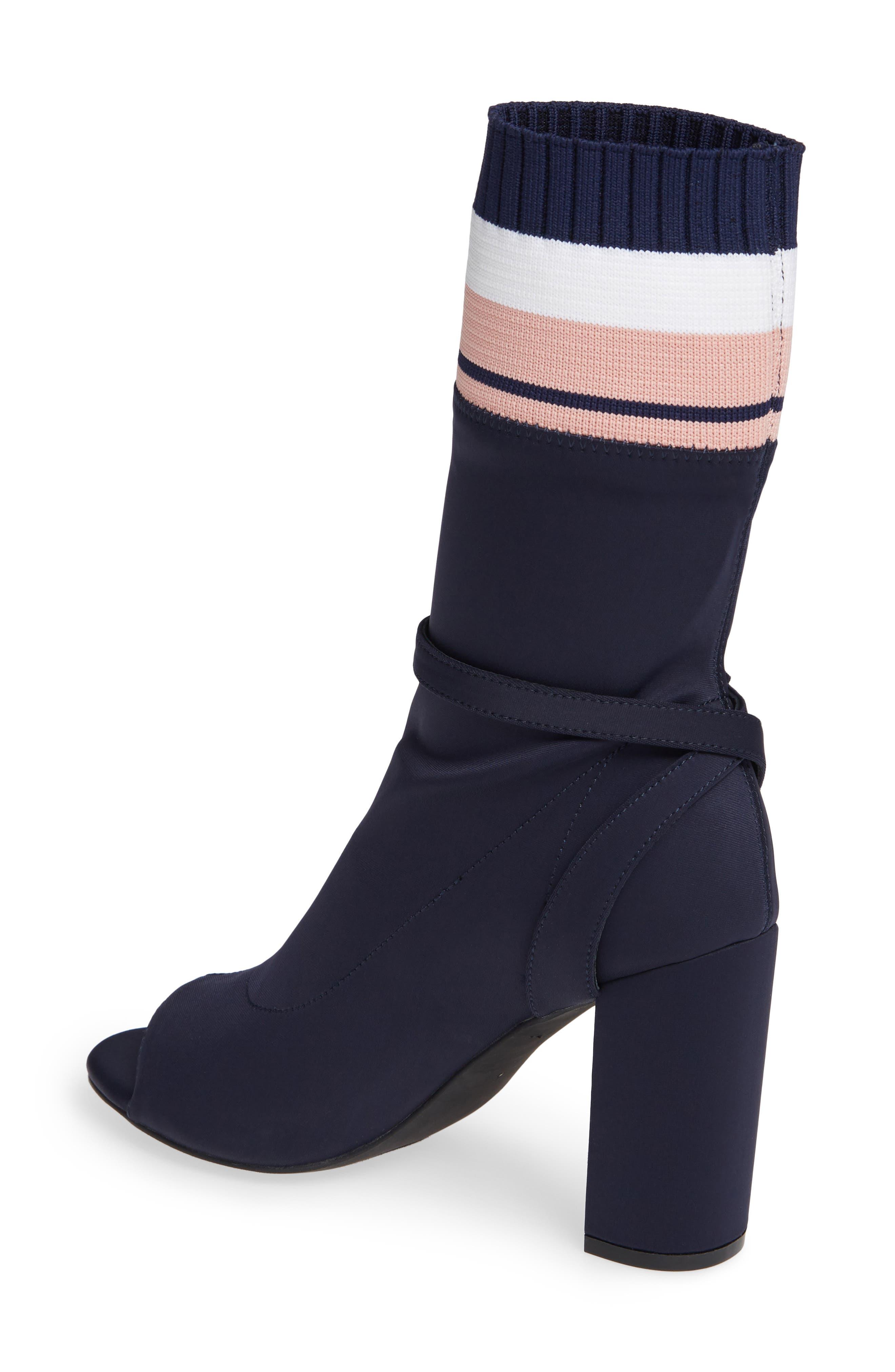Nila-2 Sock Bootie,                             Alternate thumbnail 2, color,                             487