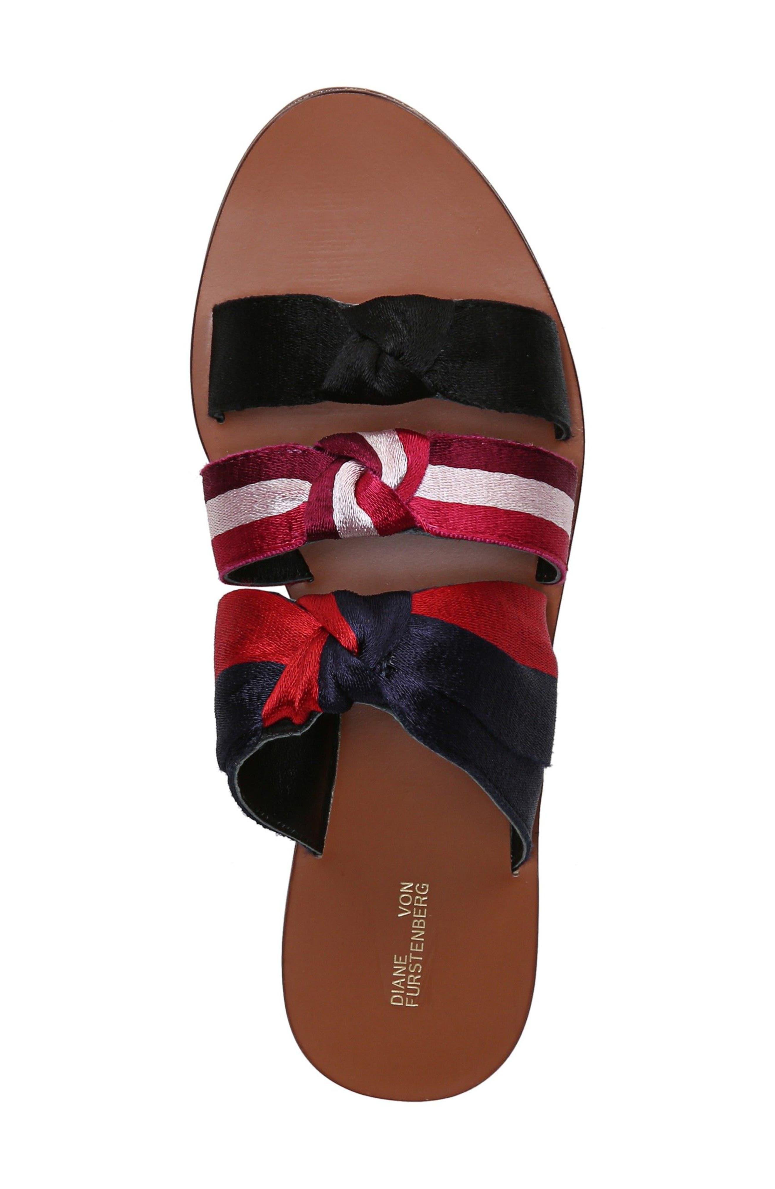 Bree Strappy Slide Sandal,                             Alternate thumbnail 5, color,