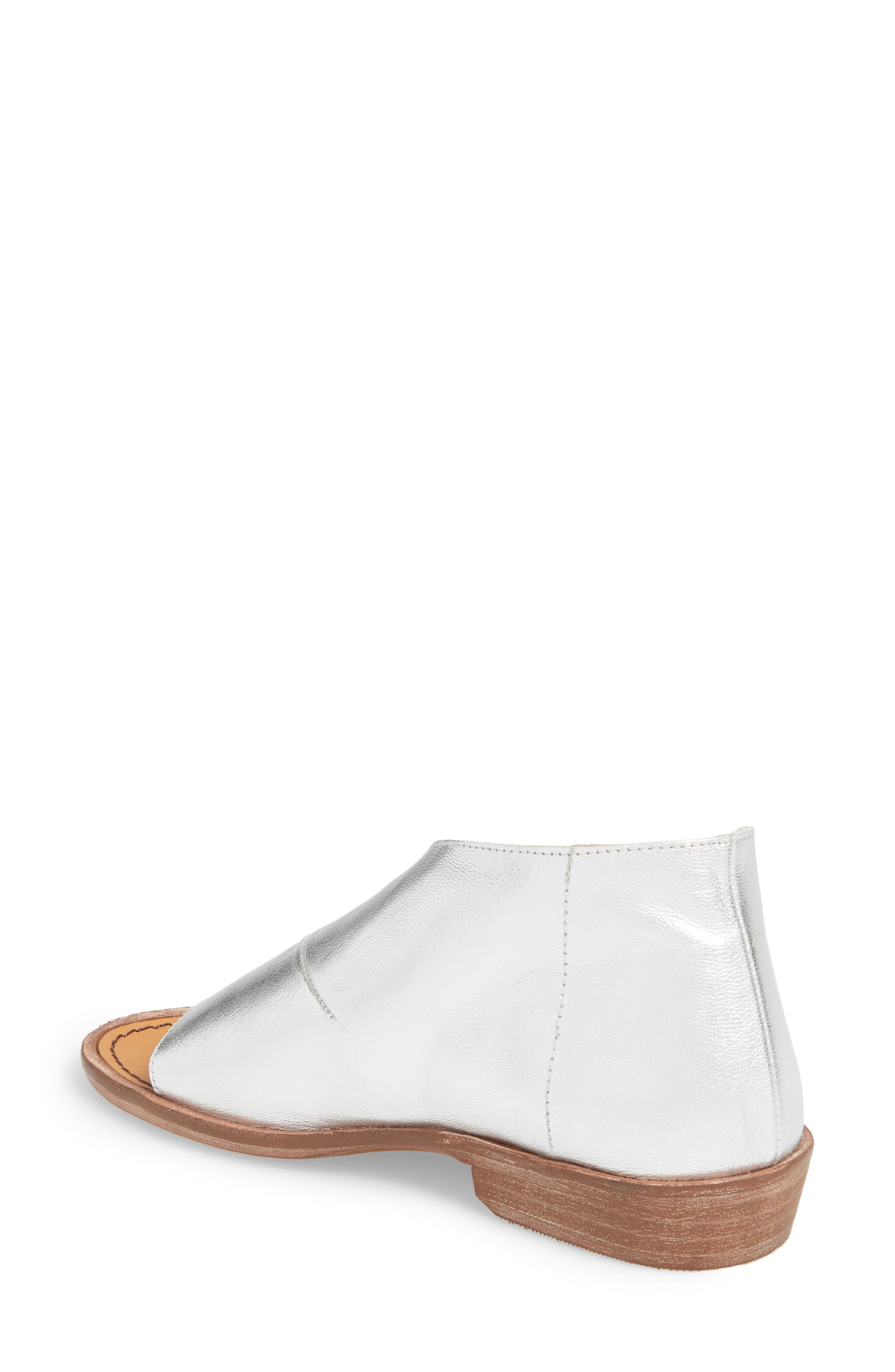 'Mont Blanc' Asymmetrical Sandal,                             Alternate thumbnail 16, color,