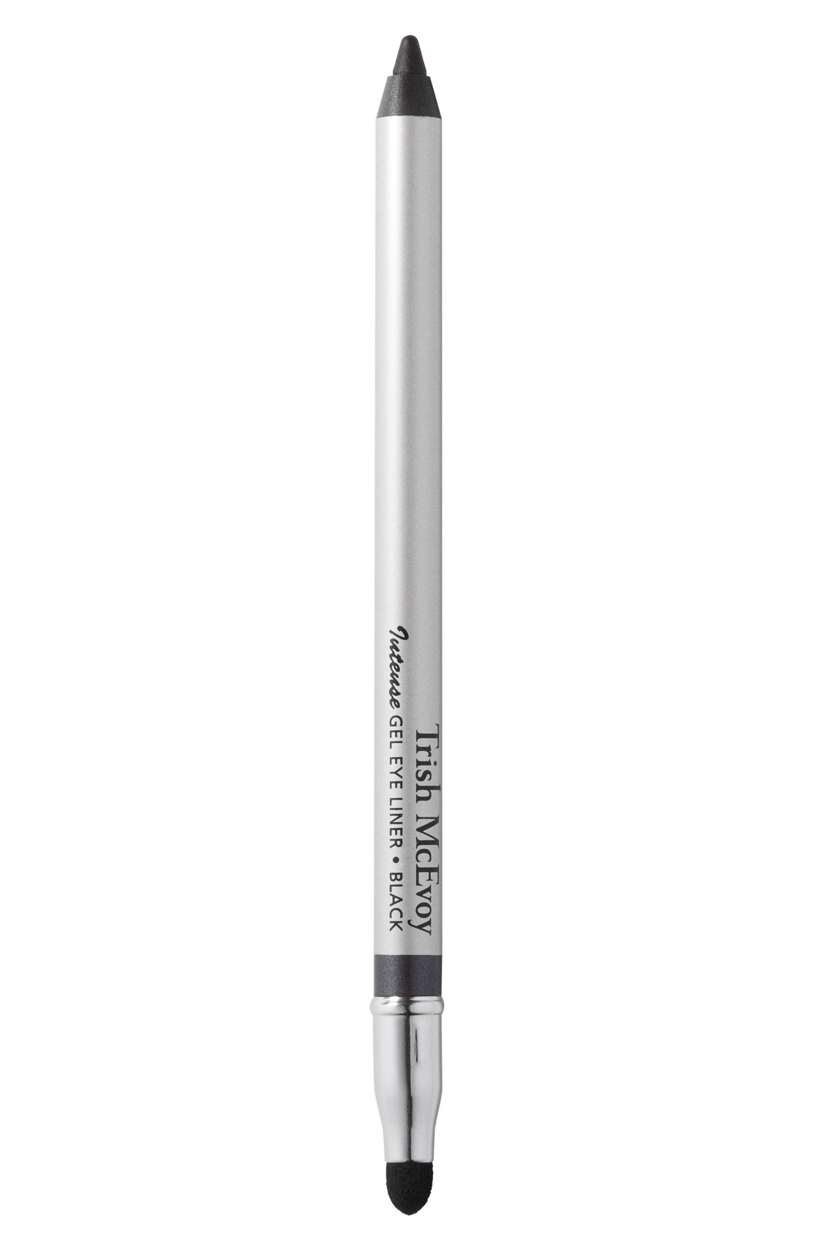 Intense Gel Eyeliner Pencil,                             Main thumbnail 1, color,                             BLACK