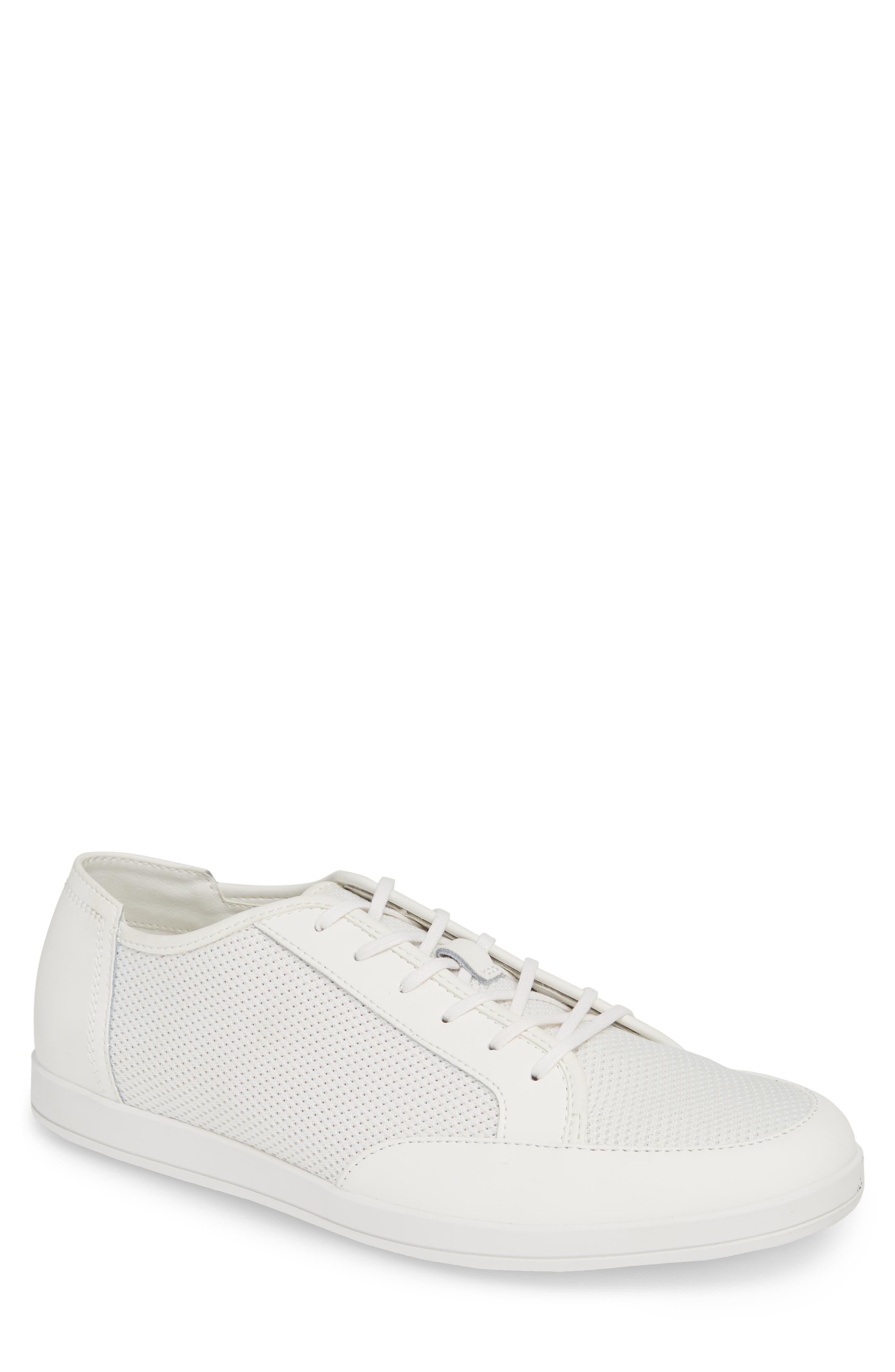Calvin Klein Michael Sneaker- White