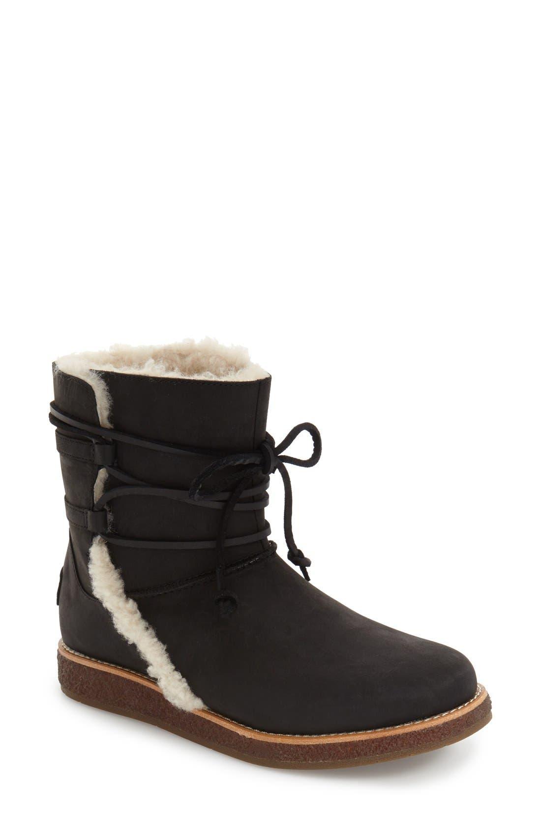 'Luisa' Boot, Main, color, 001