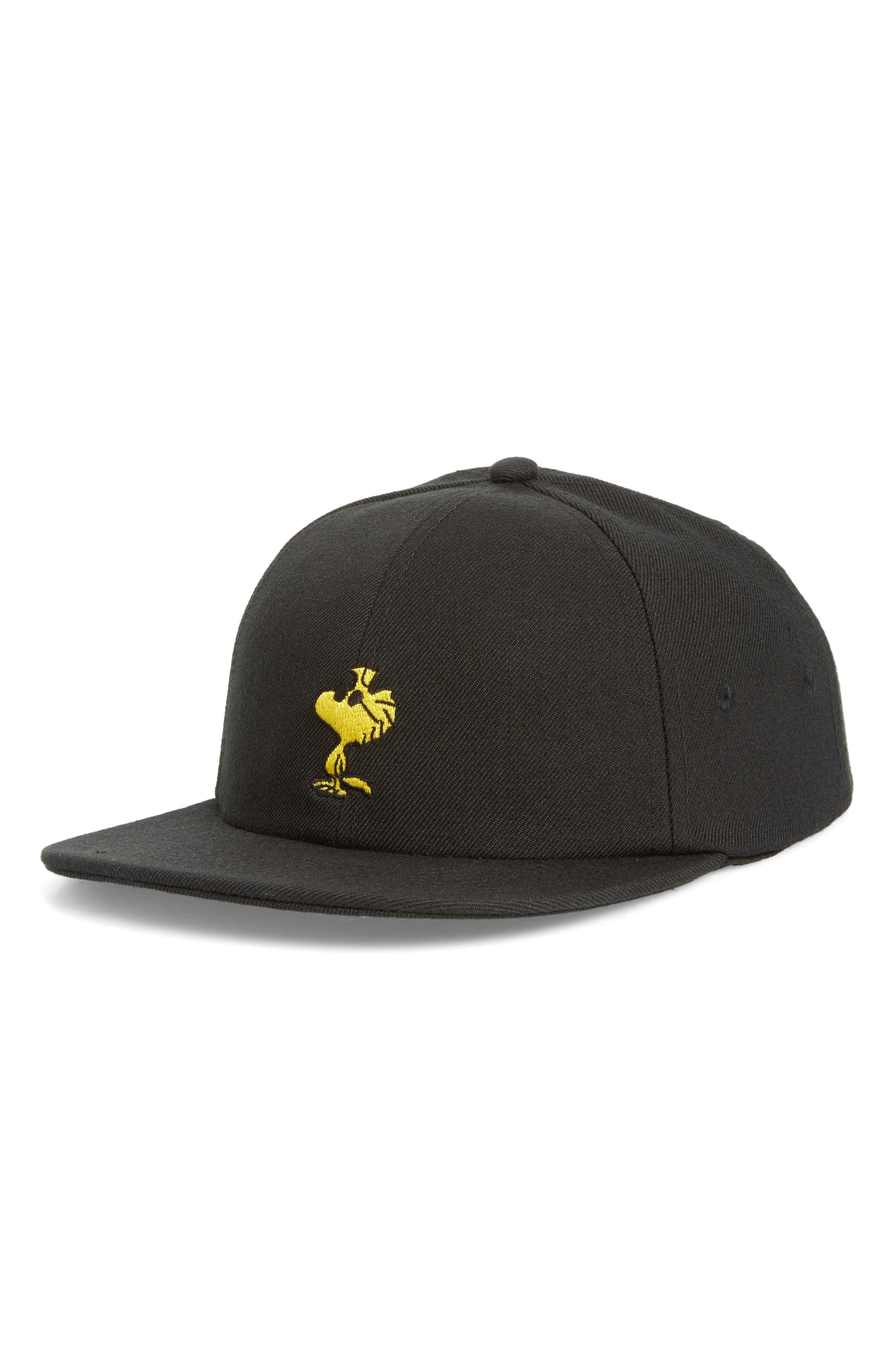 x Peanuts<sup>®</sup> Ball Cap,                         Main,                         color, 001