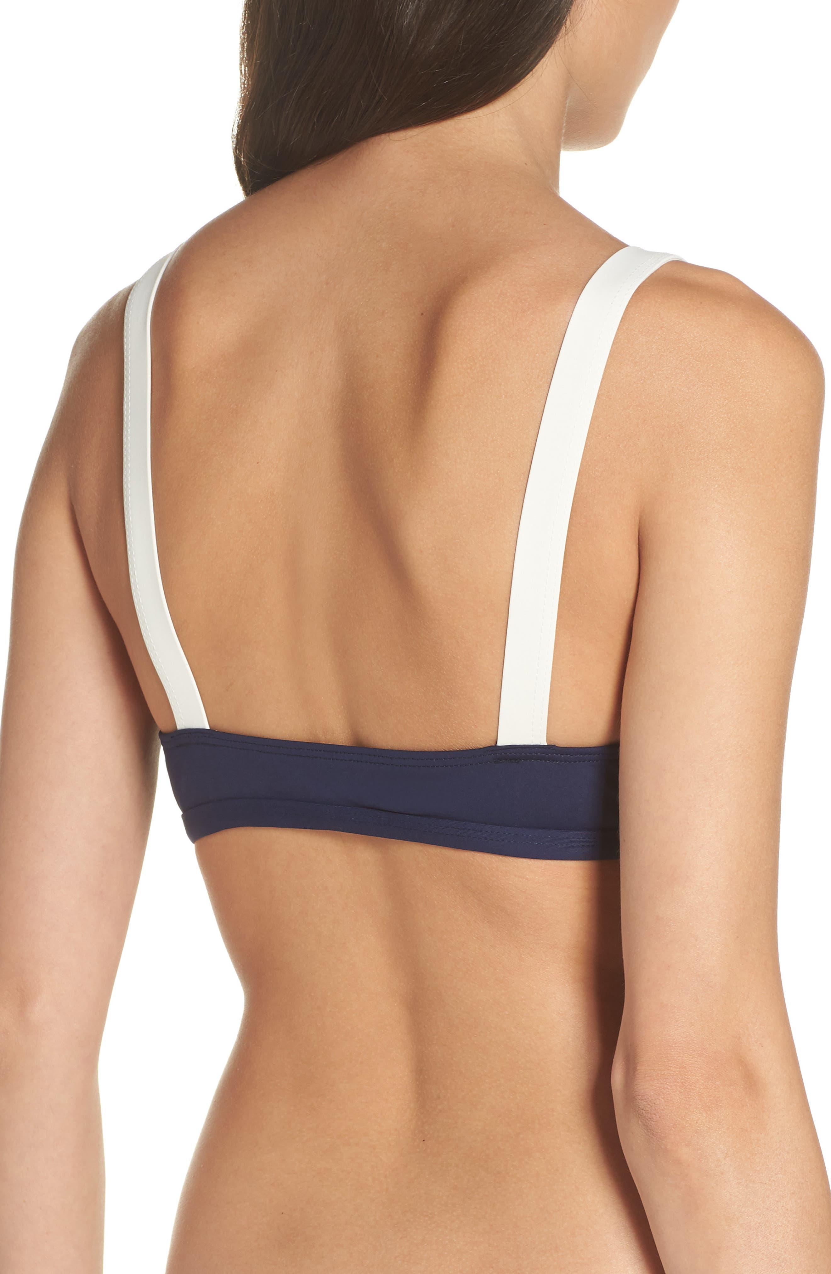 Farrah Bikini Top,                             Alternate thumbnail 2, color,                             401
