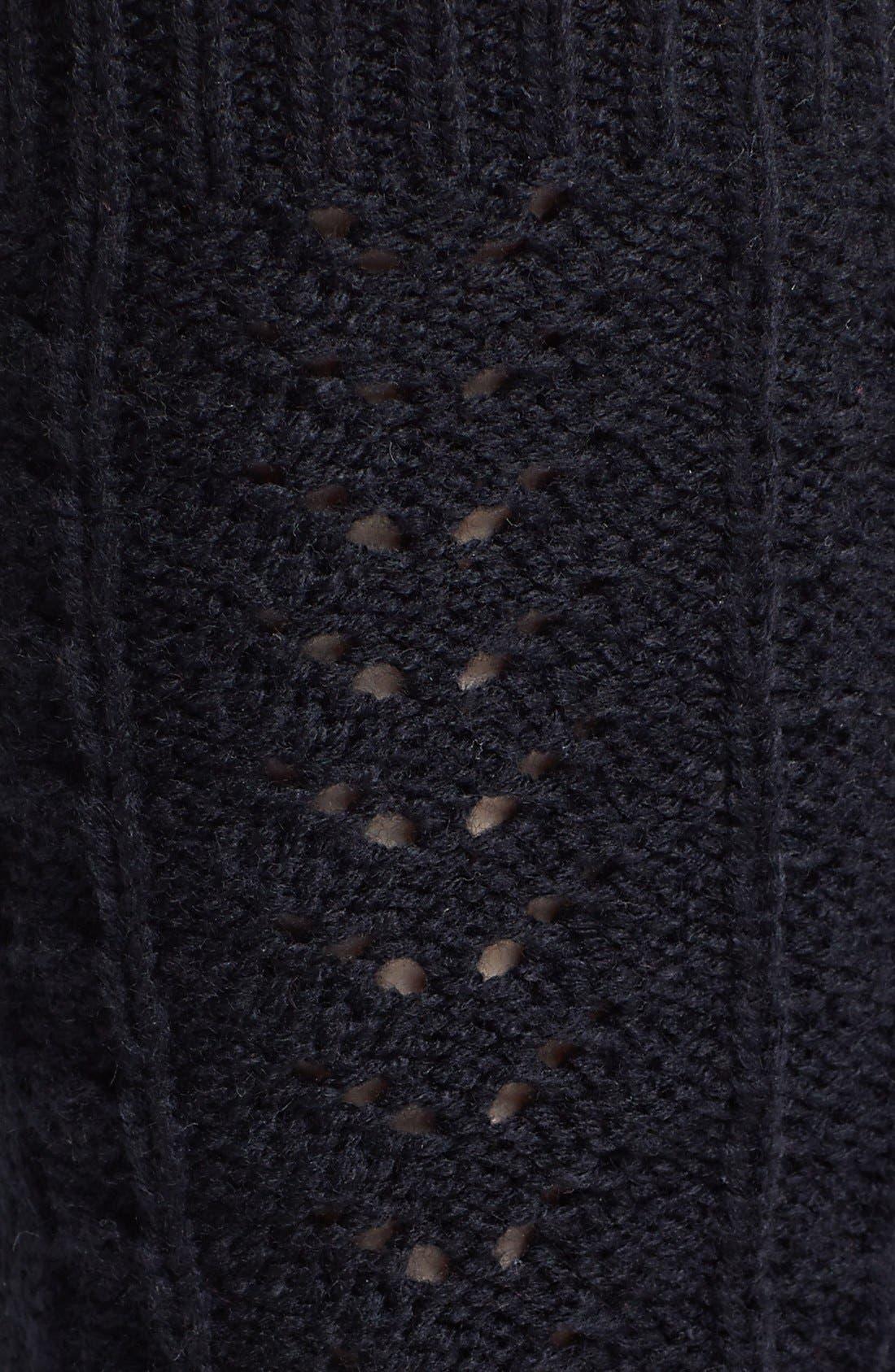 'Ribbon' Leg Warmers,                             Alternate thumbnail 3, color,