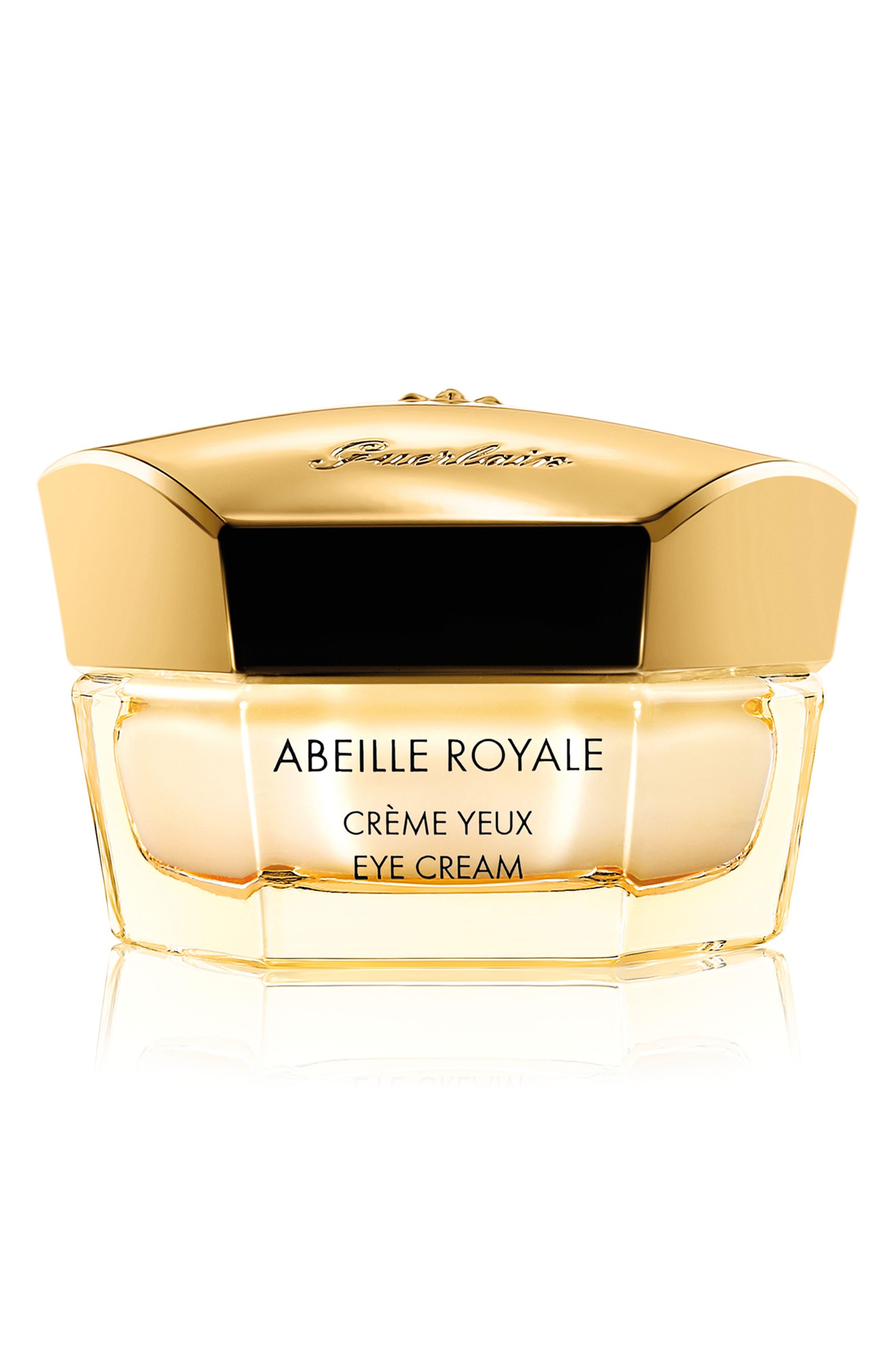 Abeille Royale Replenishing Eye Cream,                         Main,                         color, NO COLOR
