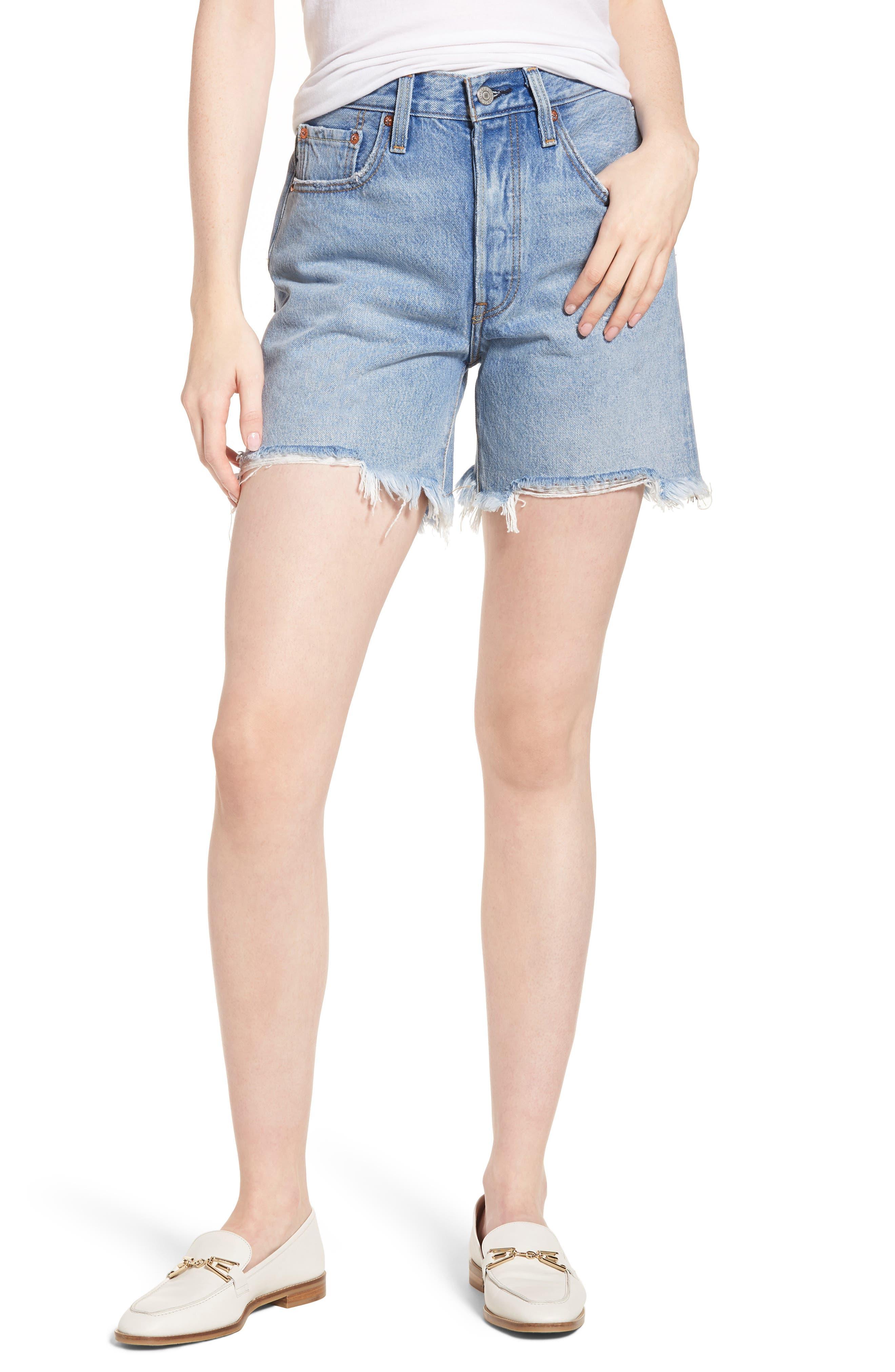 Indie Shredded Shorts,                             Main thumbnail 1, color,                             420