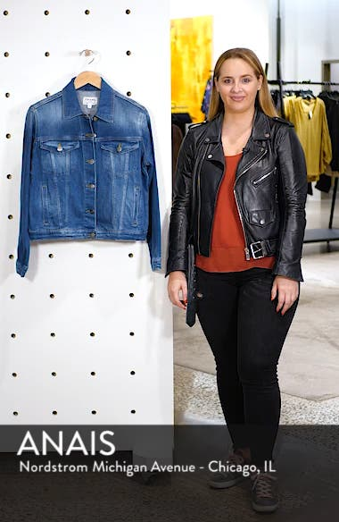 Le Vintage Denim Jacket, sales video thumbnail