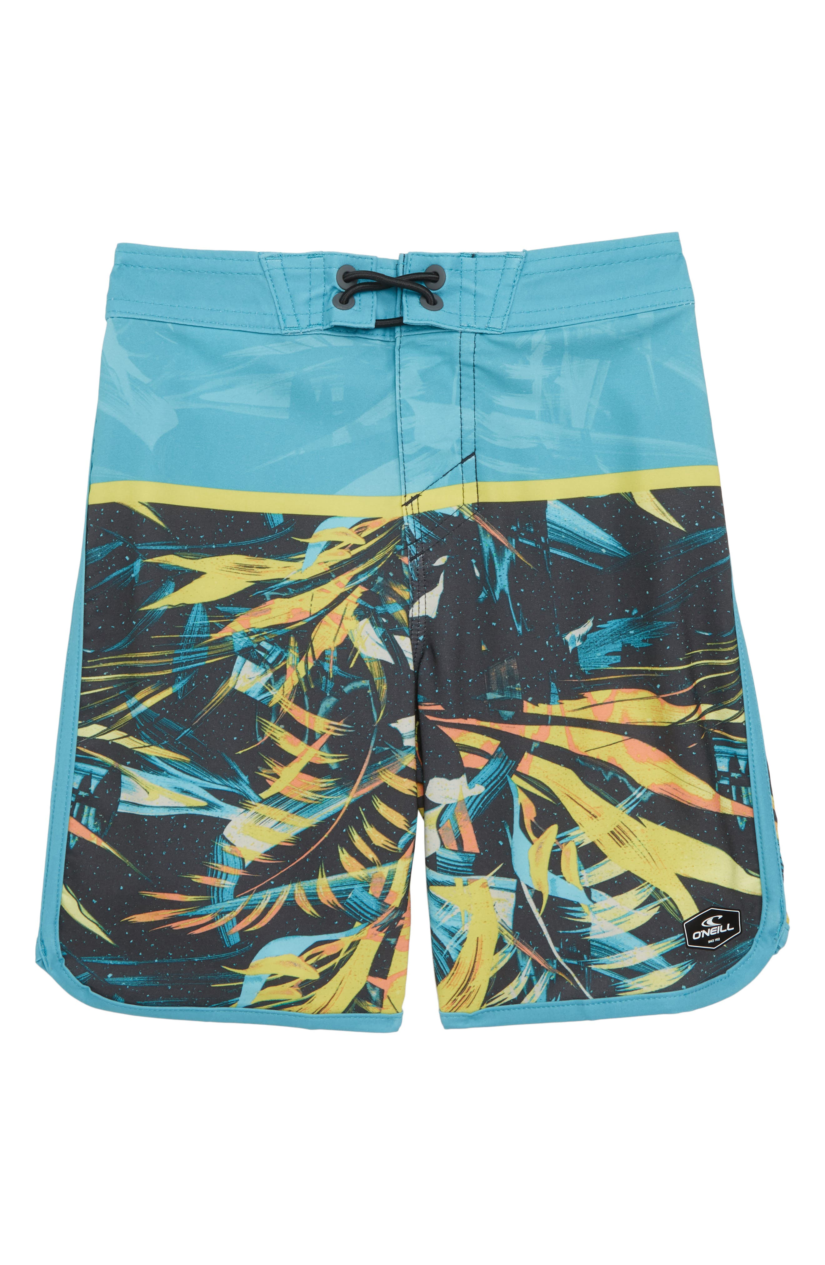 Hyperfreak Ruins Board Shorts,                         Main,                         color, 400