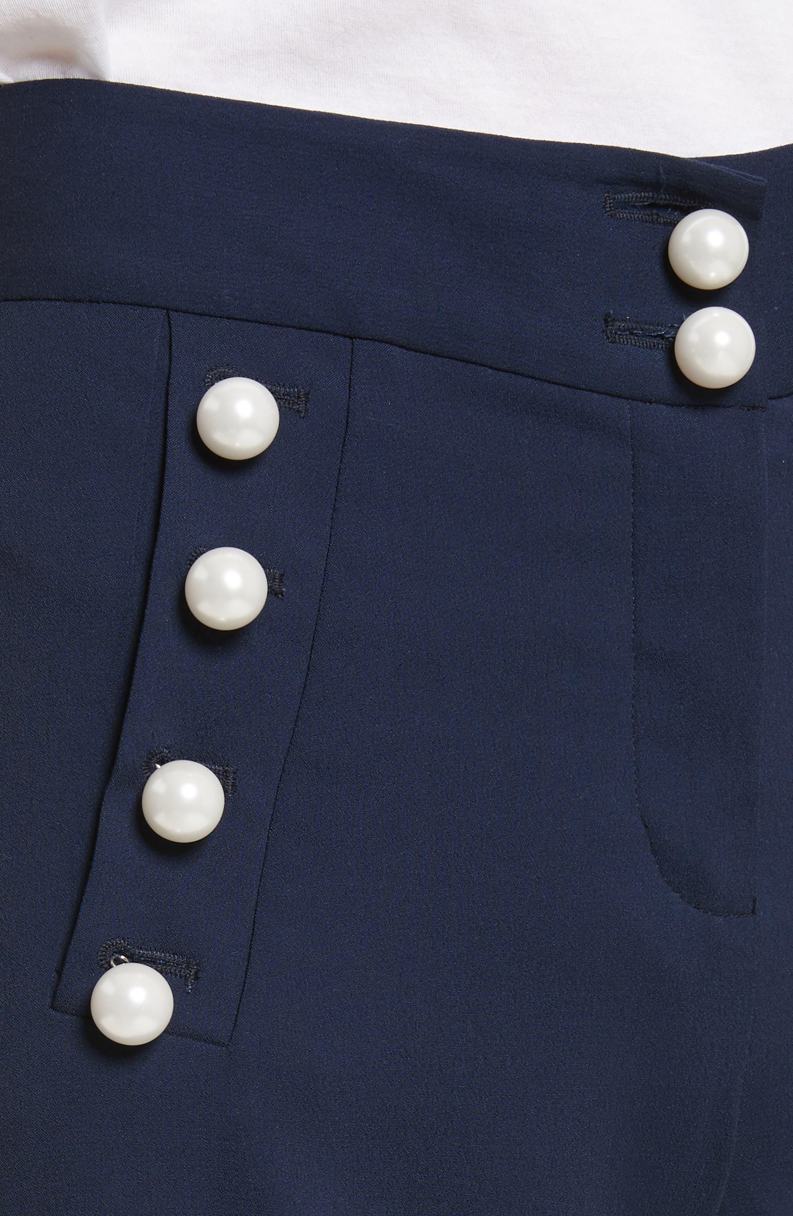 Adley Sailor Pants,                             Alternate thumbnail 4, color,                             410