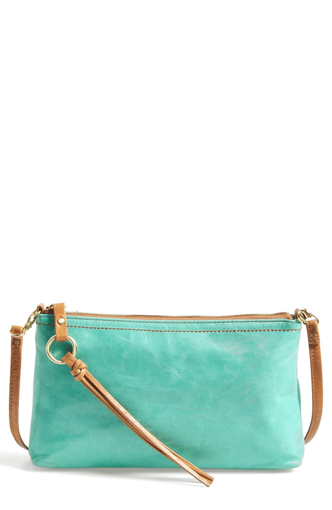 'Darcy' Leather Crossbody Bag,                             Main thumbnail 19, color,