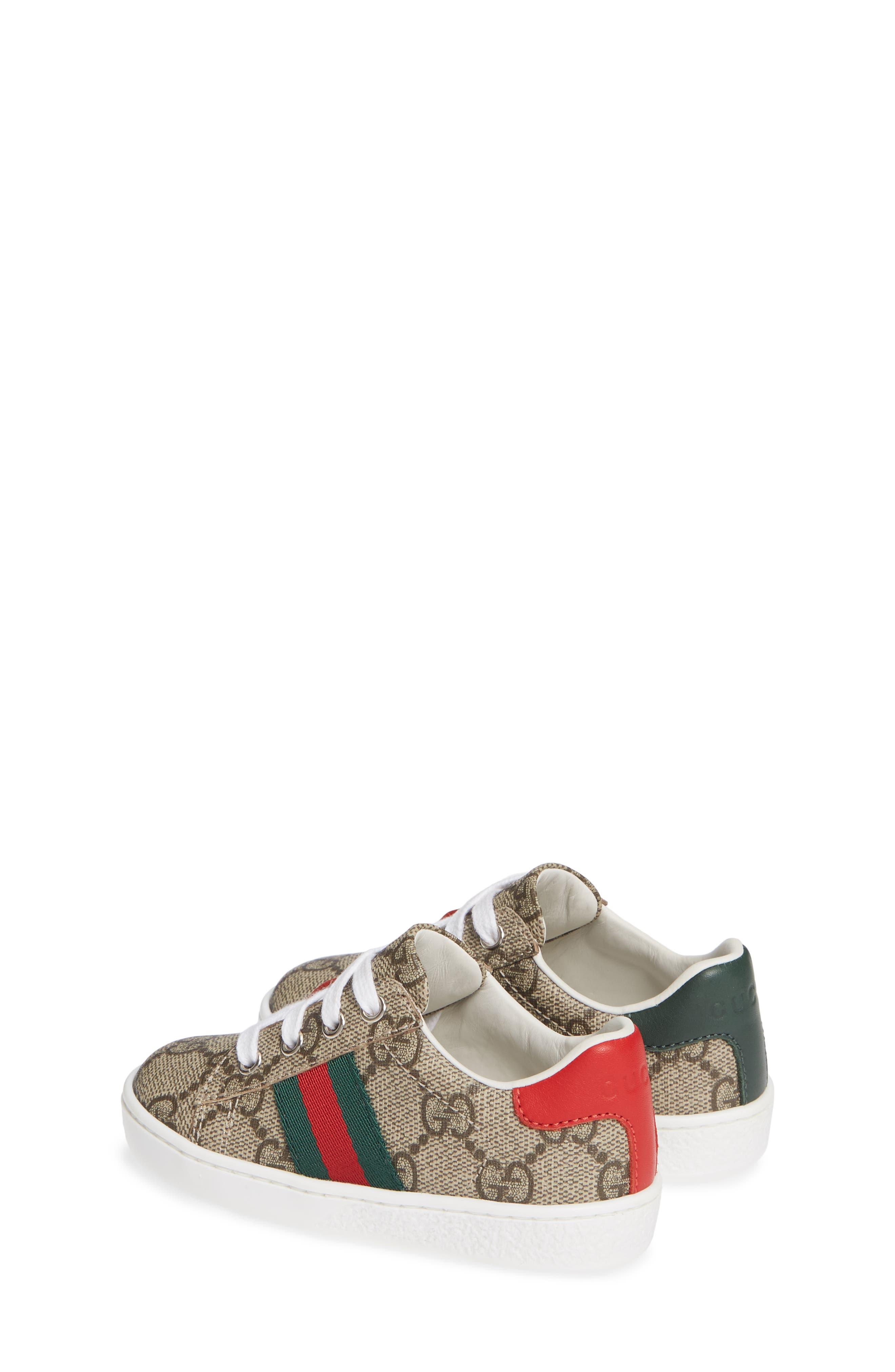 New Ace Sneaker,                             Alternate thumbnail 3, color,                             BEIGE