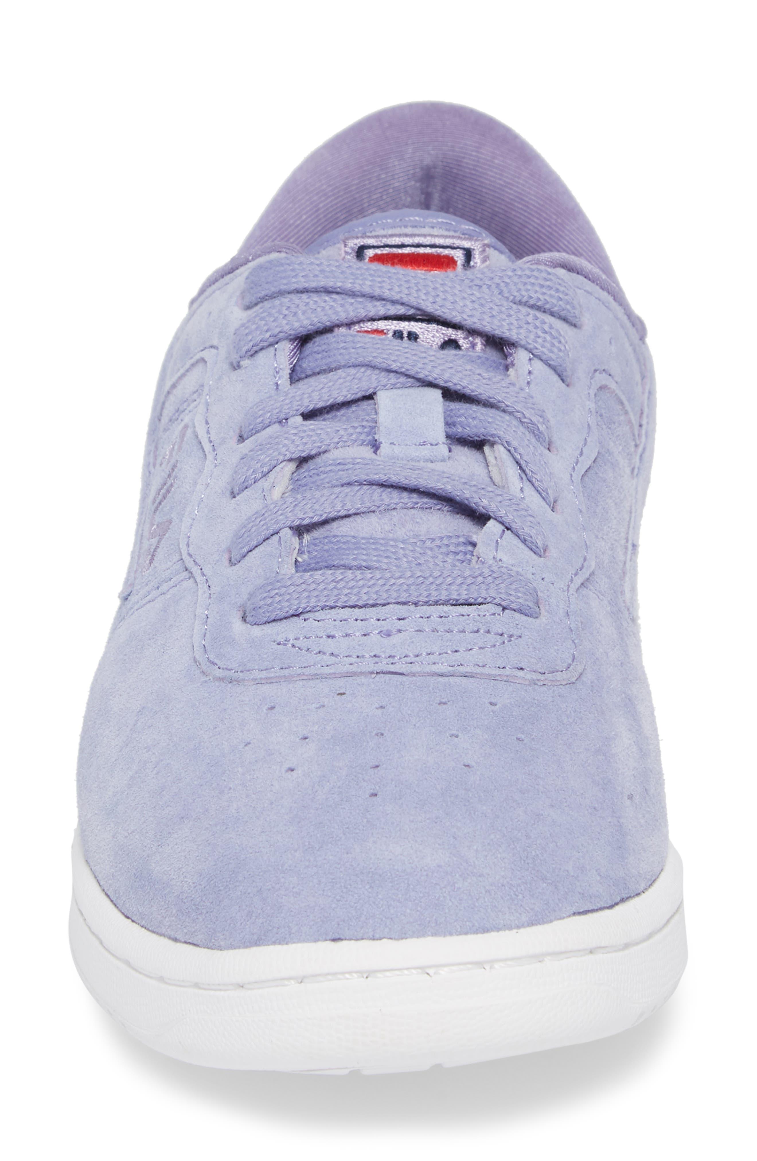 Original Fitness Premium Sneaker,                             Alternate thumbnail 4, color,                             SLAV/ SLAV/ WHT