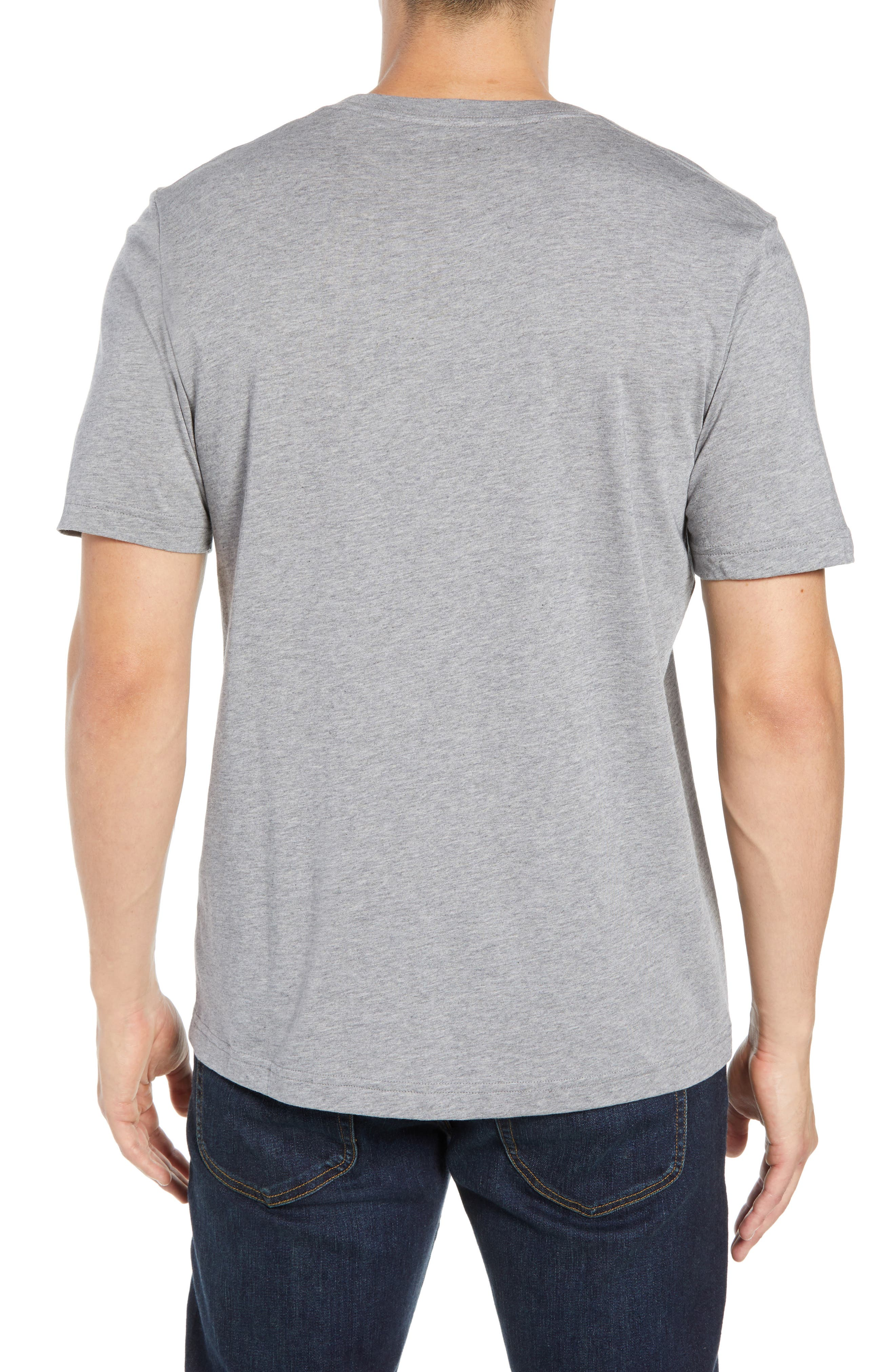 Airheads T-Shirt,                             Alternate thumbnail 2, color,                             HEATHER GREY