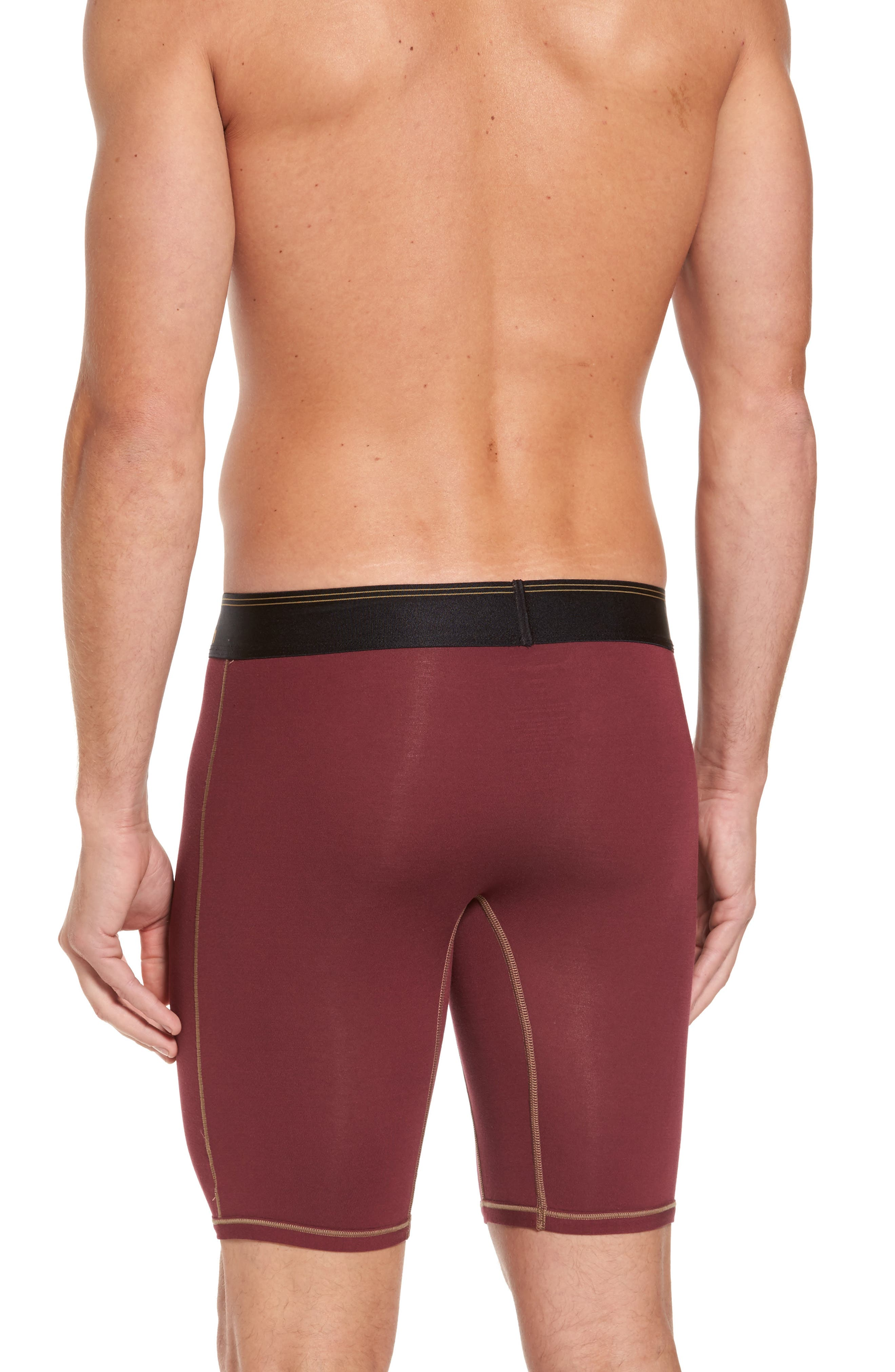 Second Skin Holiday Boxer Briefs,                             Alternate thumbnail 6, color,