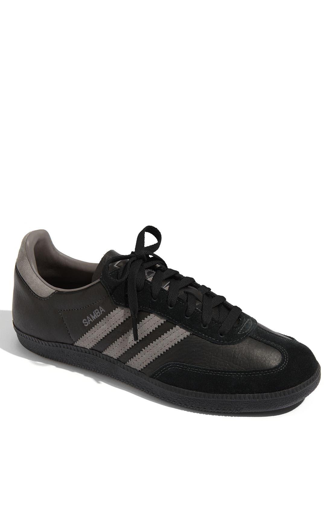 ADIDAS,                             'Samba' Sneaker,                             Main thumbnail 1, color,                             001