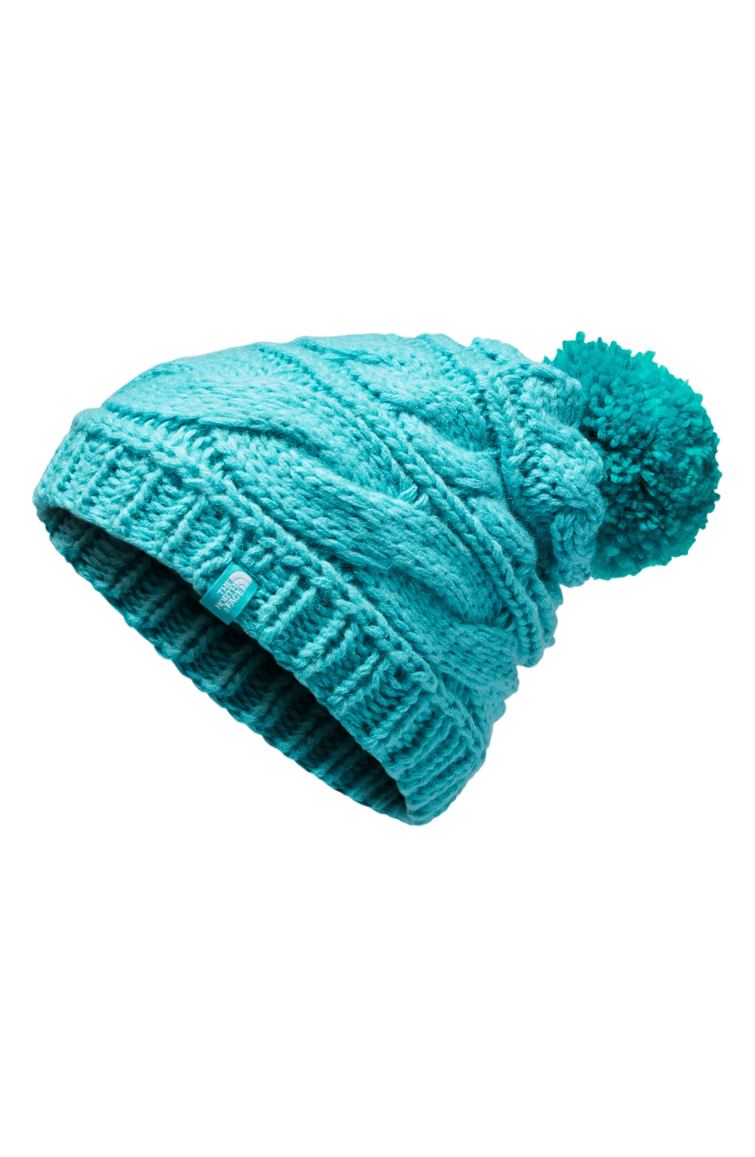 Triple Cable Beanie,                             Main thumbnail 1, color,                             401