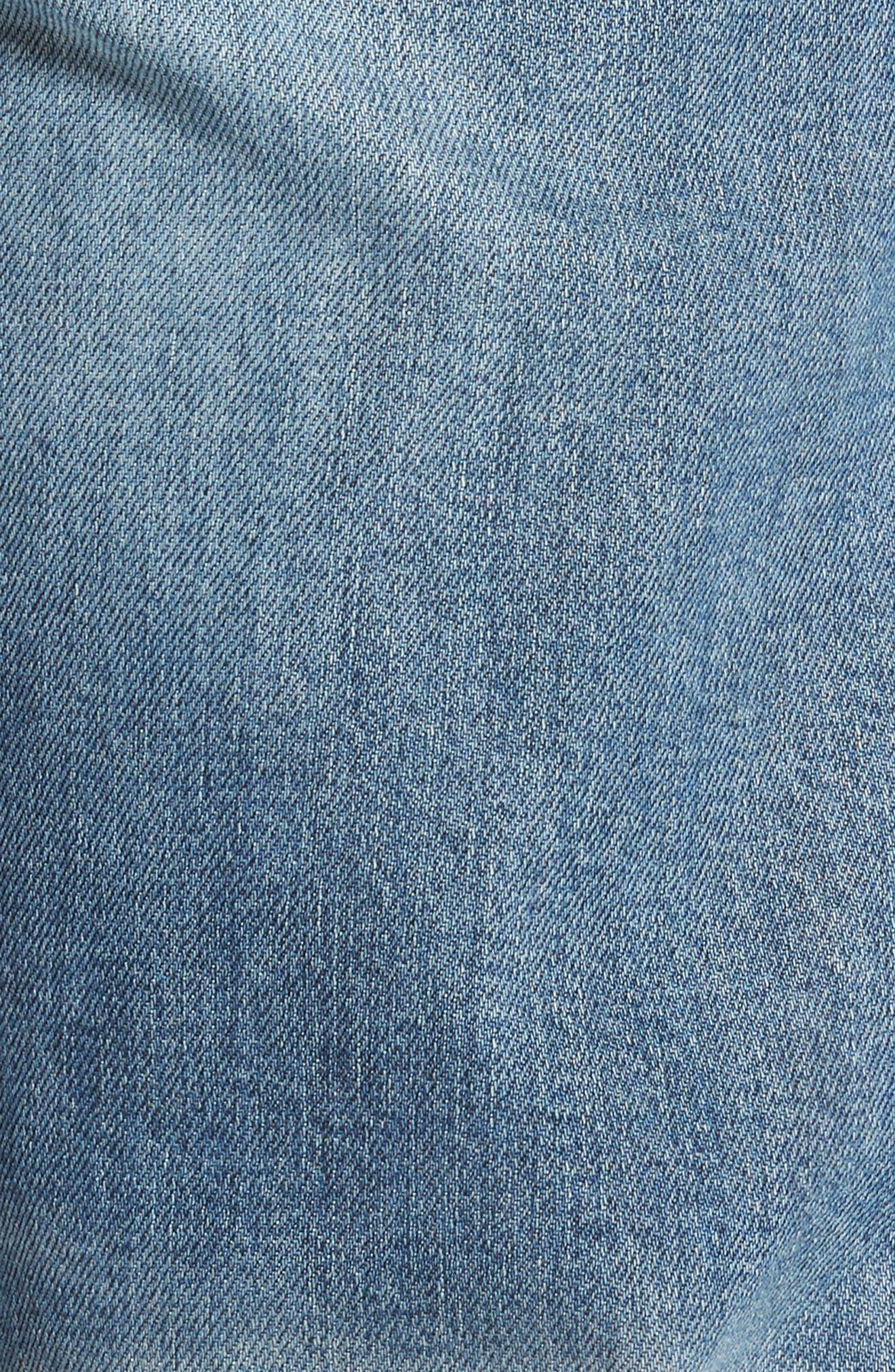 Blake Slim Fit Jeans,                             Alternate thumbnail 5, color,                             420