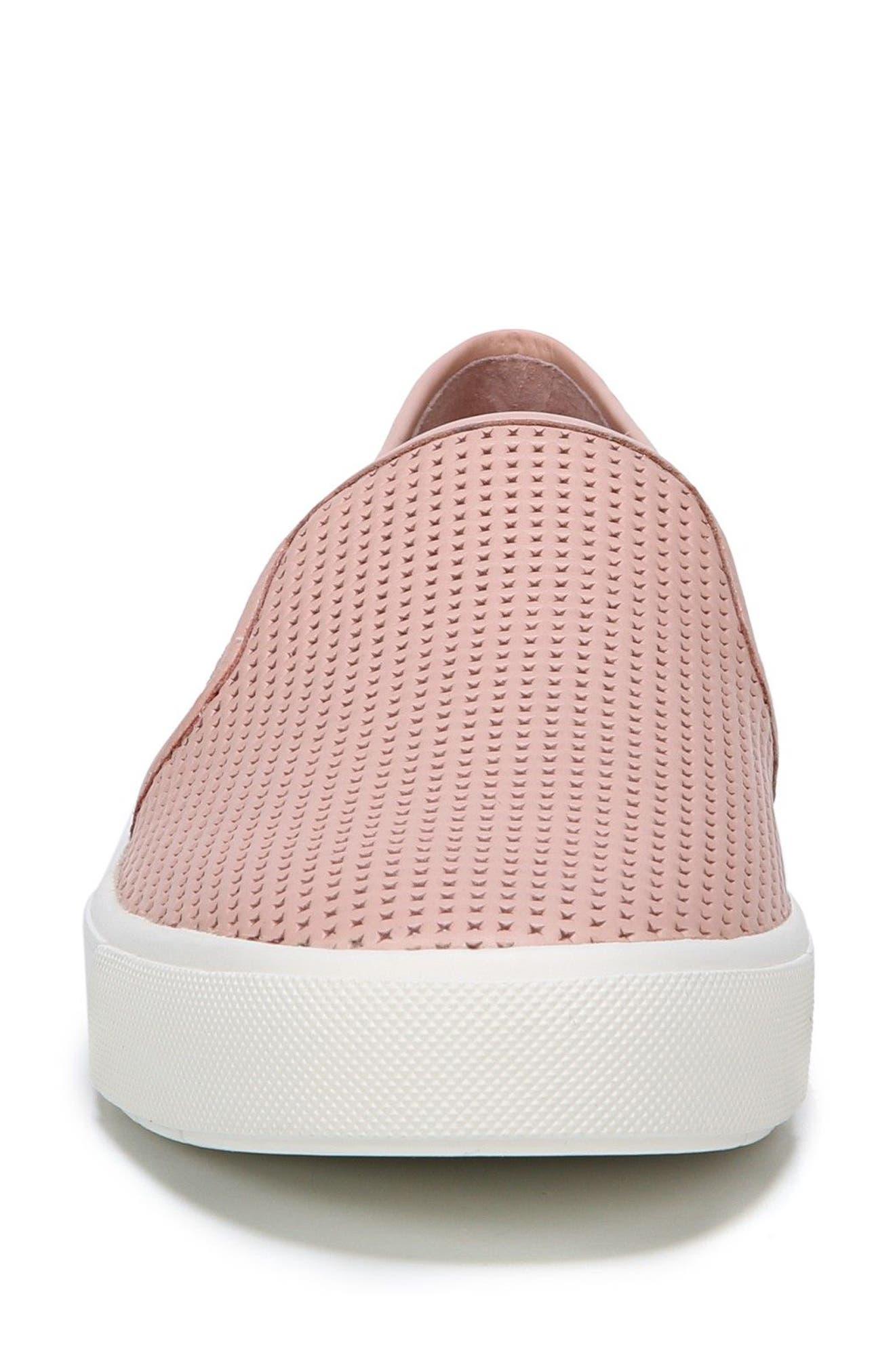 Blair 5 Slip-On Sneaker,                             Alternate thumbnail 4, color,                             ROSE