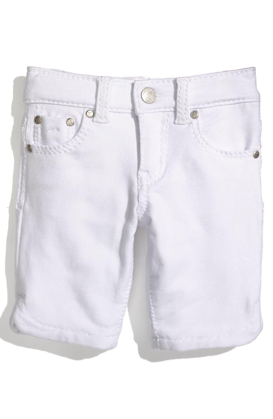 TRACTR,                             Heart Pocket Bermuda Shorts,                             Alternate thumbnail 2, color,                             100