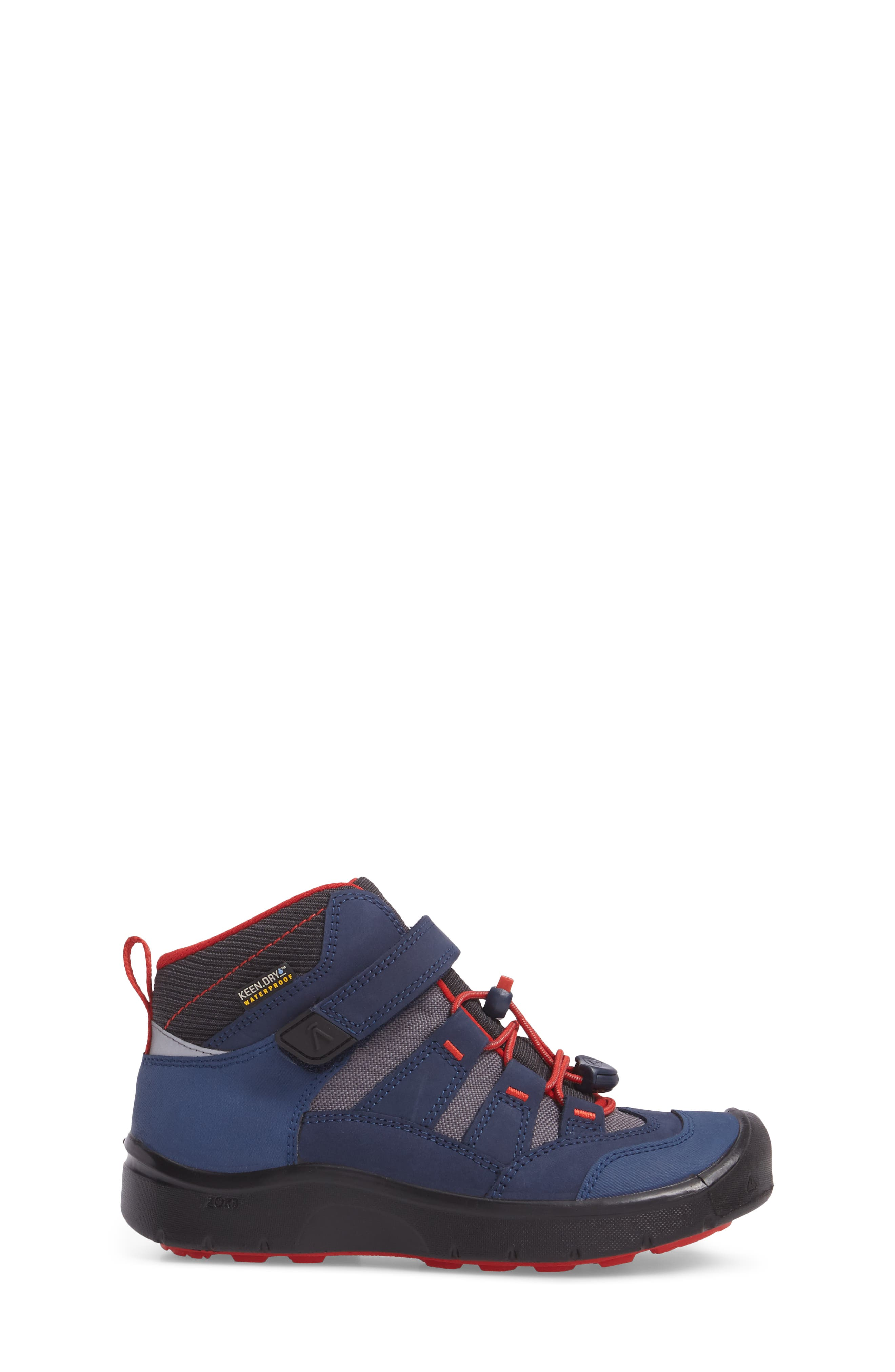 Hikeport Strap Waterproof Mid Boot,                             Alternate thumbnail 11, color,