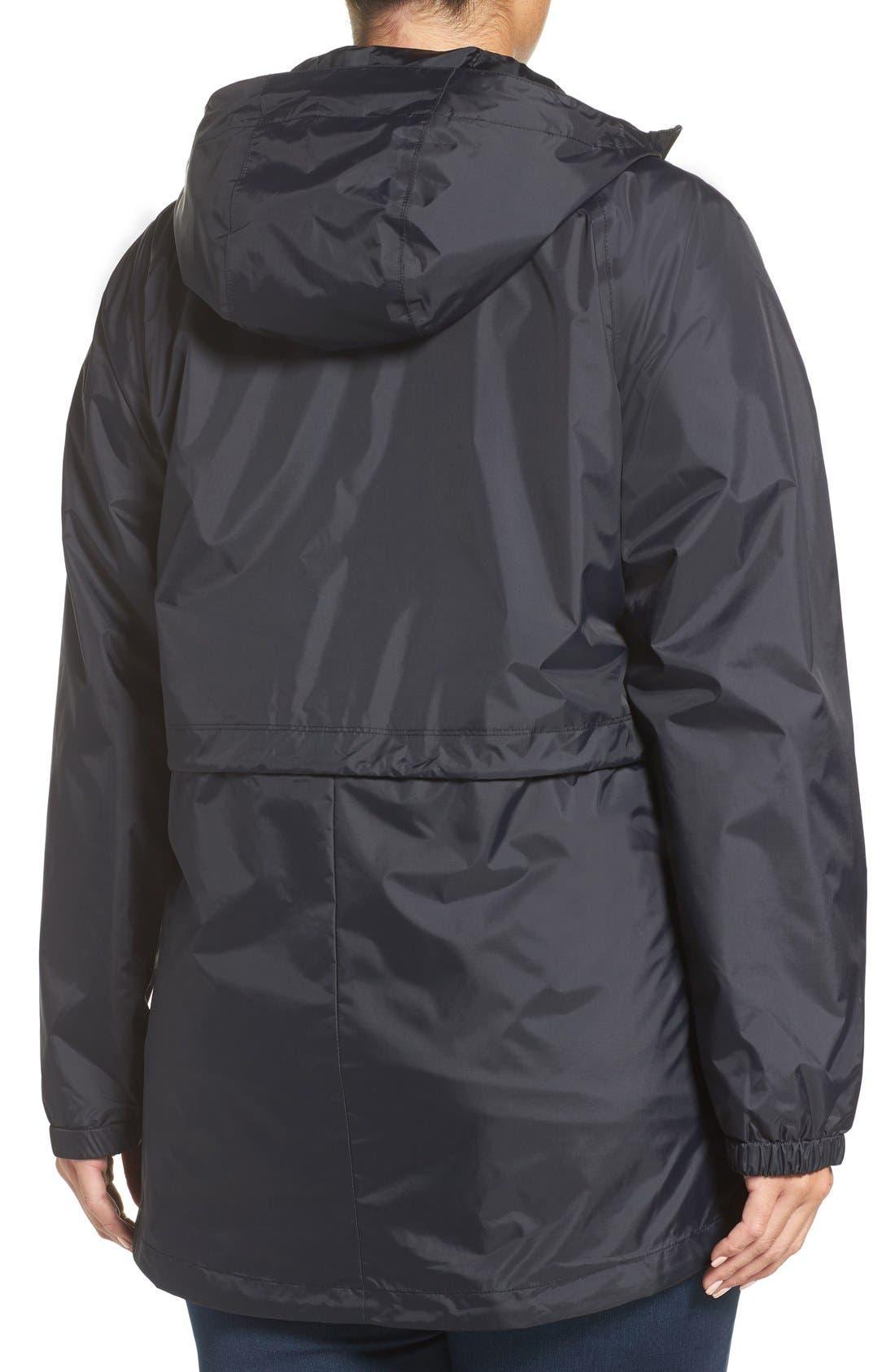 'Arcadia' Hooded Waterproof Casual Jacket,                             Alternate thumbnail 14, color,