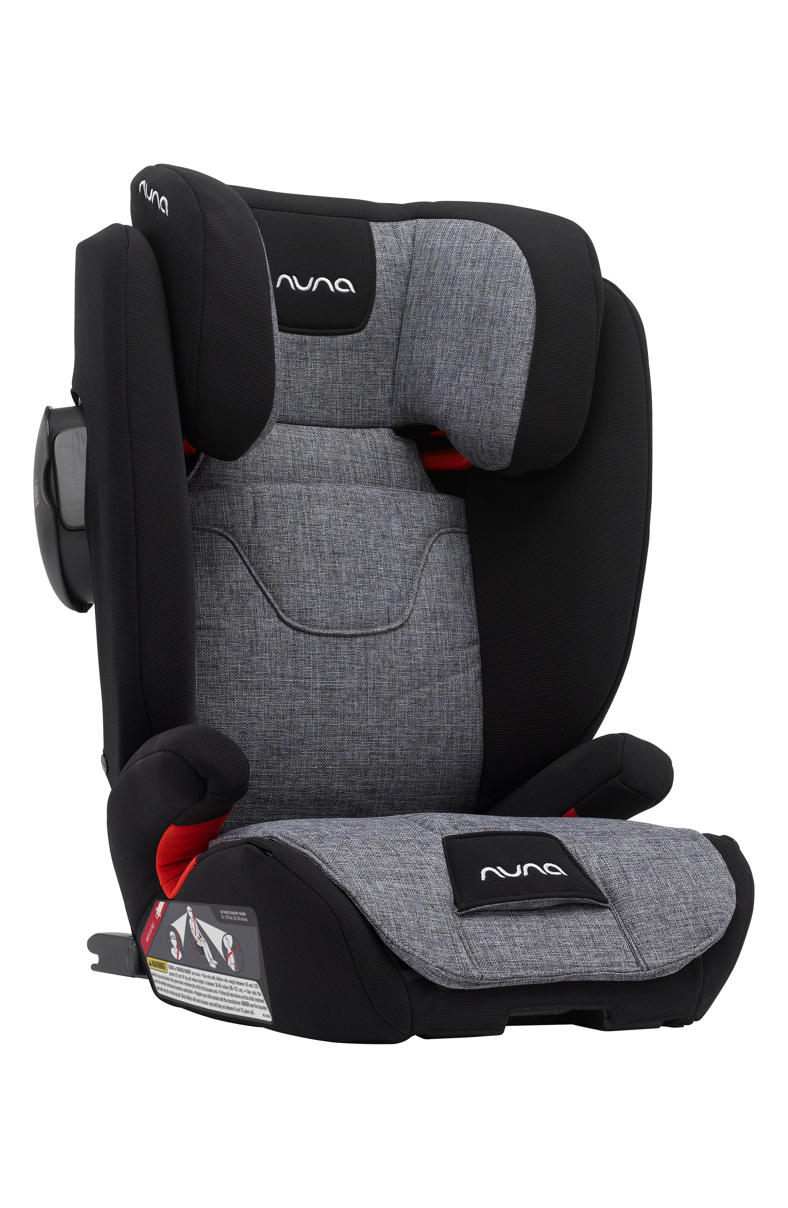 AACE<sup>™</sup> Booster Car Seat,                             Alternate thumbnail 9, color,                             CHARCOAL