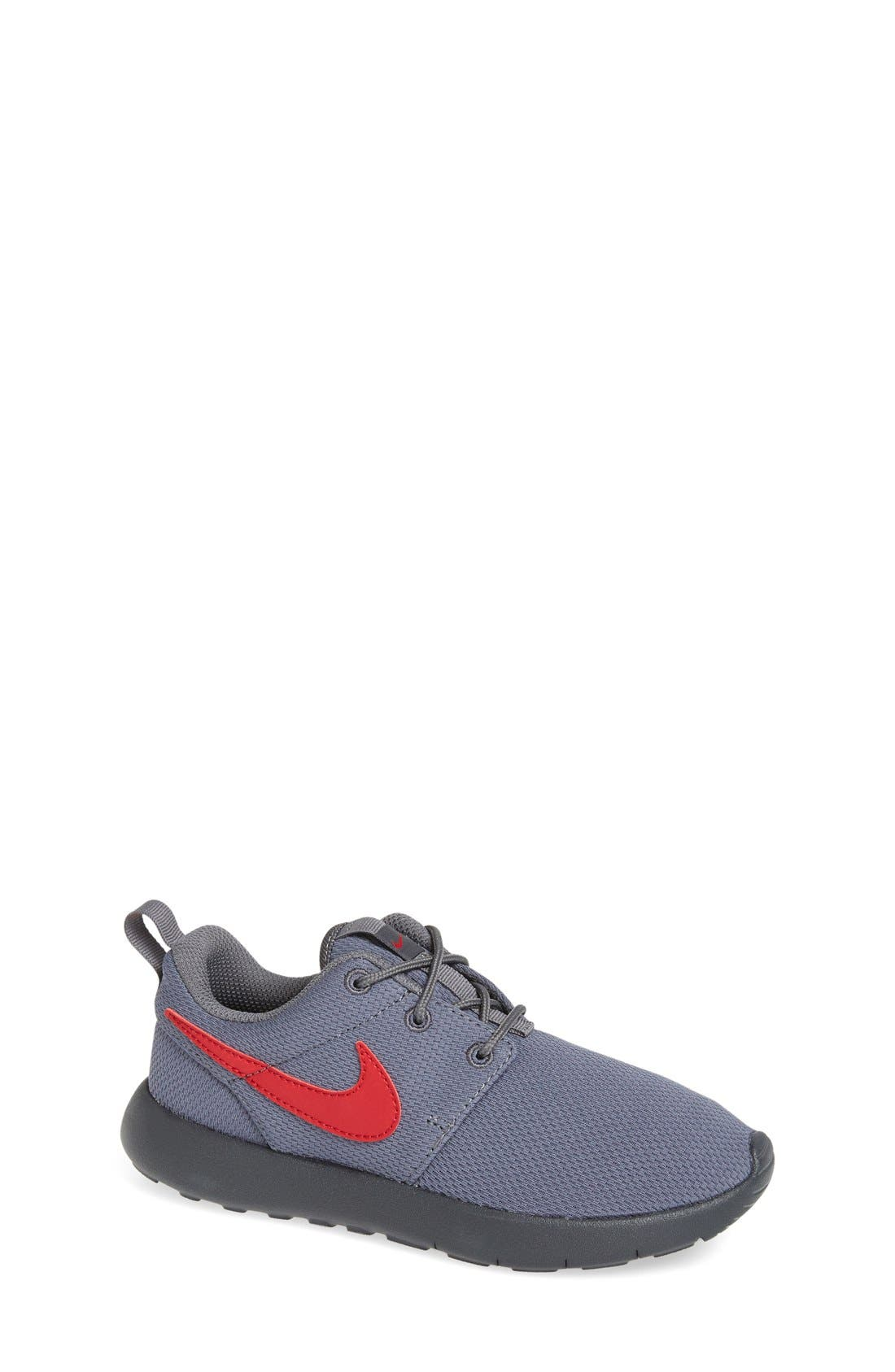Roshe Run Sneaker,                             Main thumbnail 8, color,