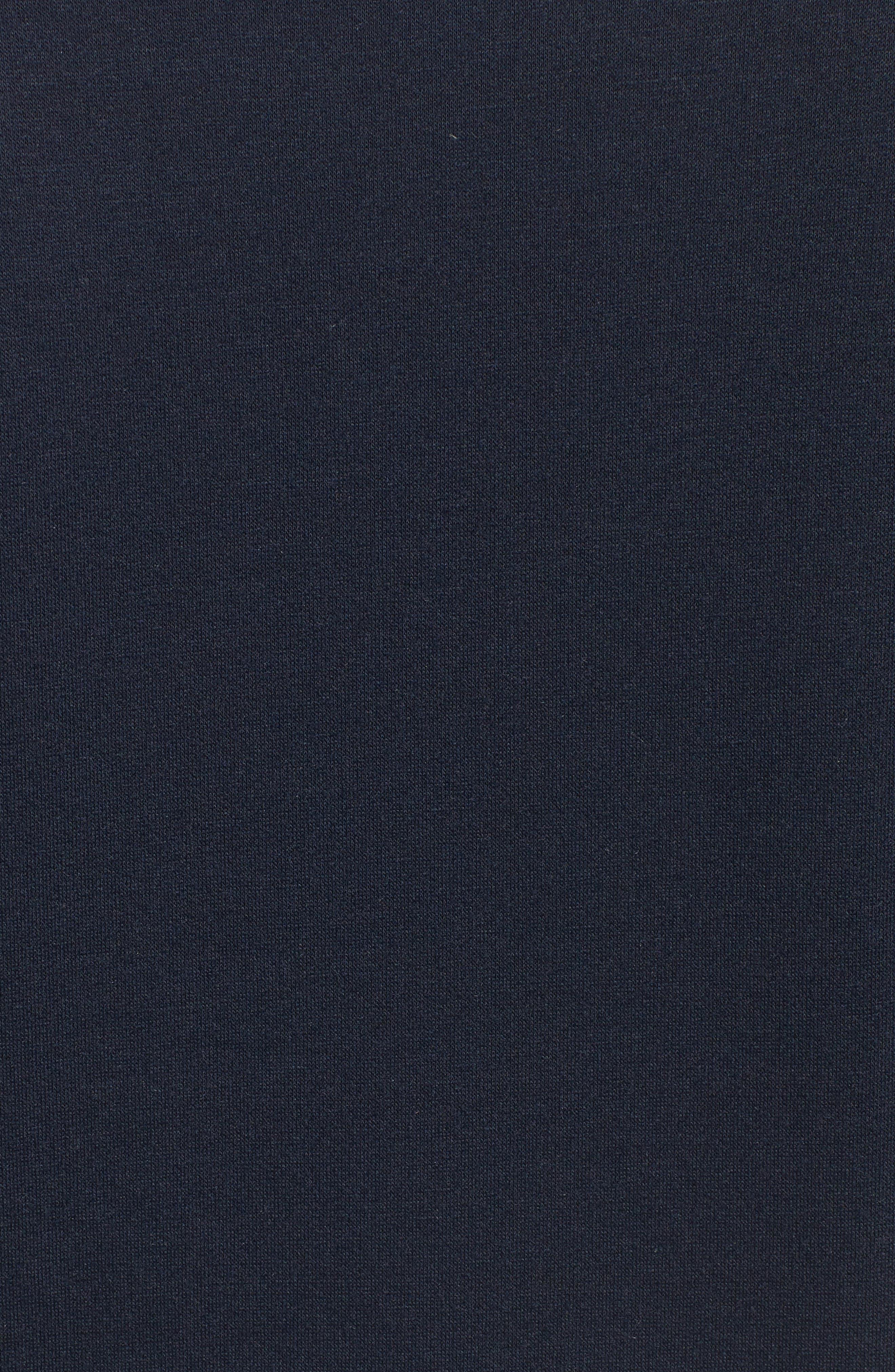 Ruffle Sleeve Sweatshirt,                             Alternate thumbnail 19, color,