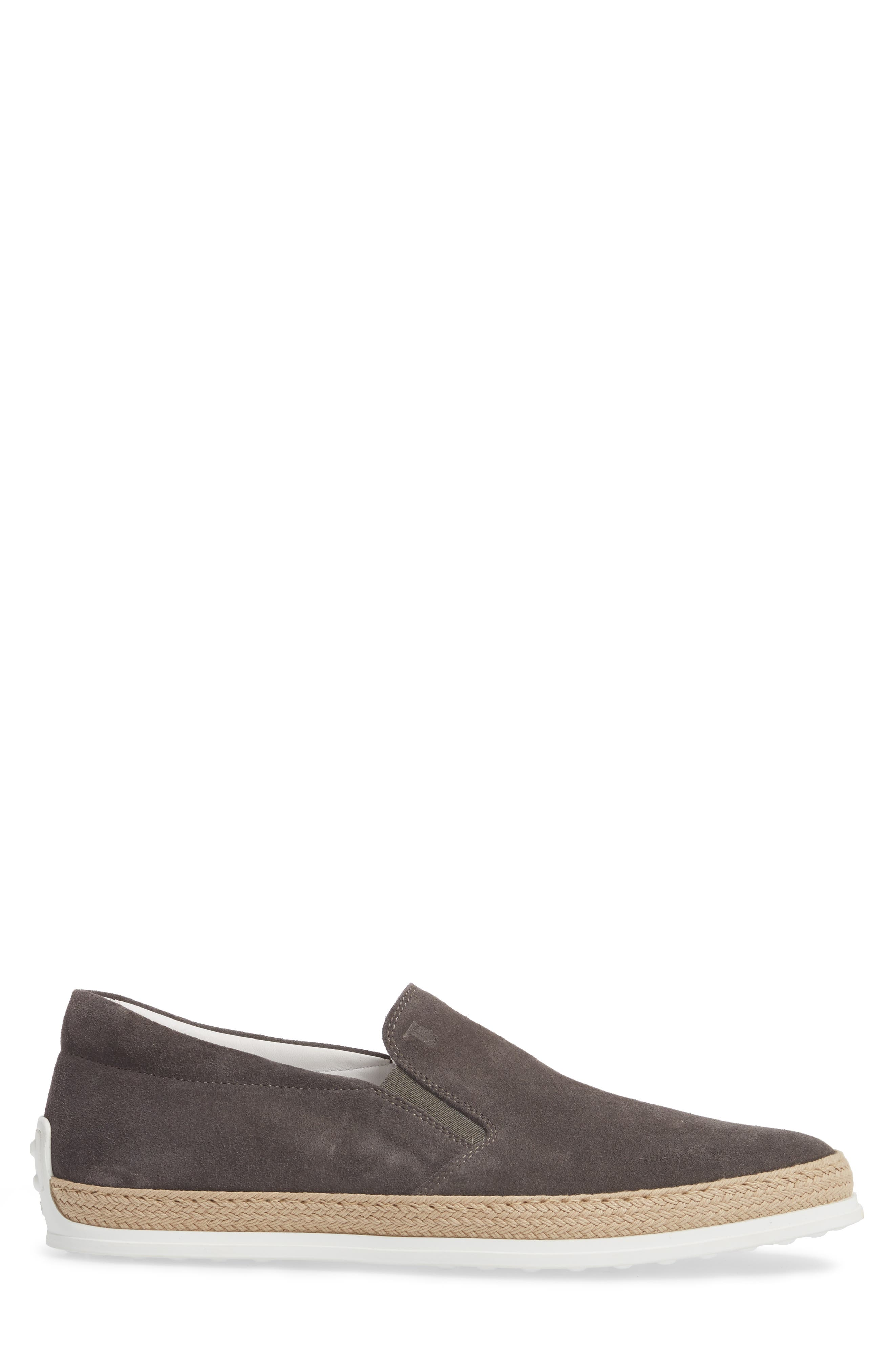 Espadrille Slip-On,                             Alternate thumbnail 3, color,                             030