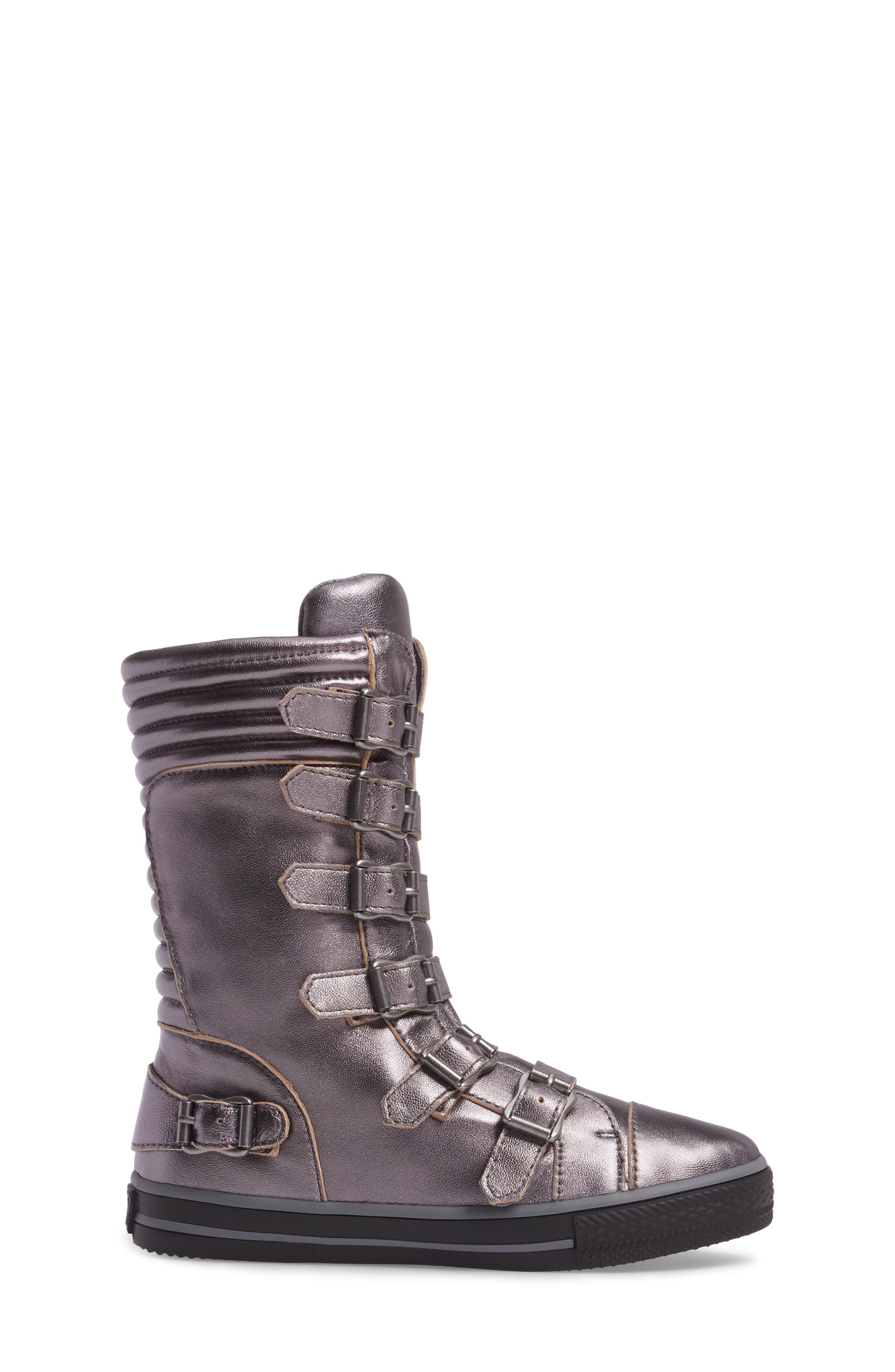 Vava Natalie Tall Sneaker Boot,                             Alternate thumbnail 3, color,                             040