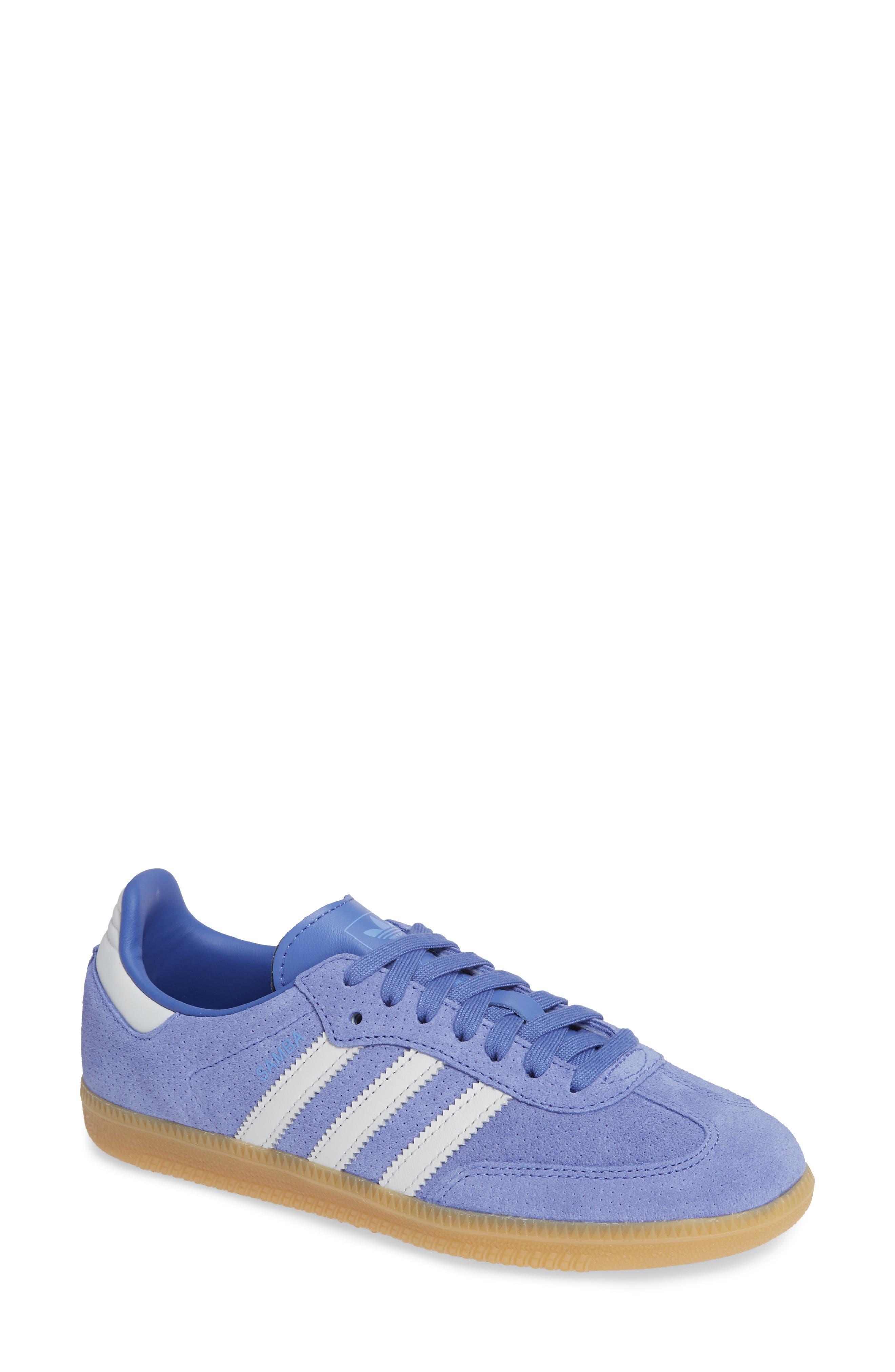 Samba OG Low Top Sneaker,                             Main thumbnail 1, color,                             536