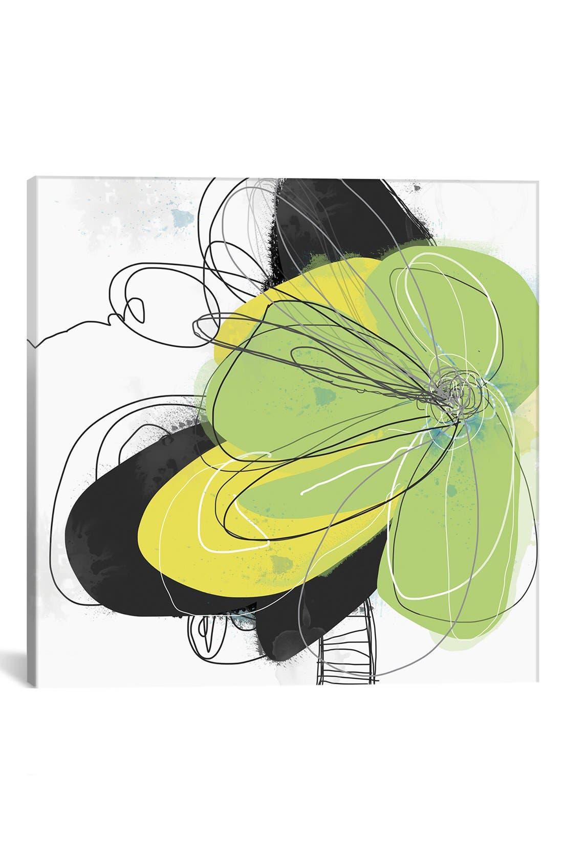 'Joyful Soul' Giclée Print Canvas Art,                             Main thumbnail 1, color,