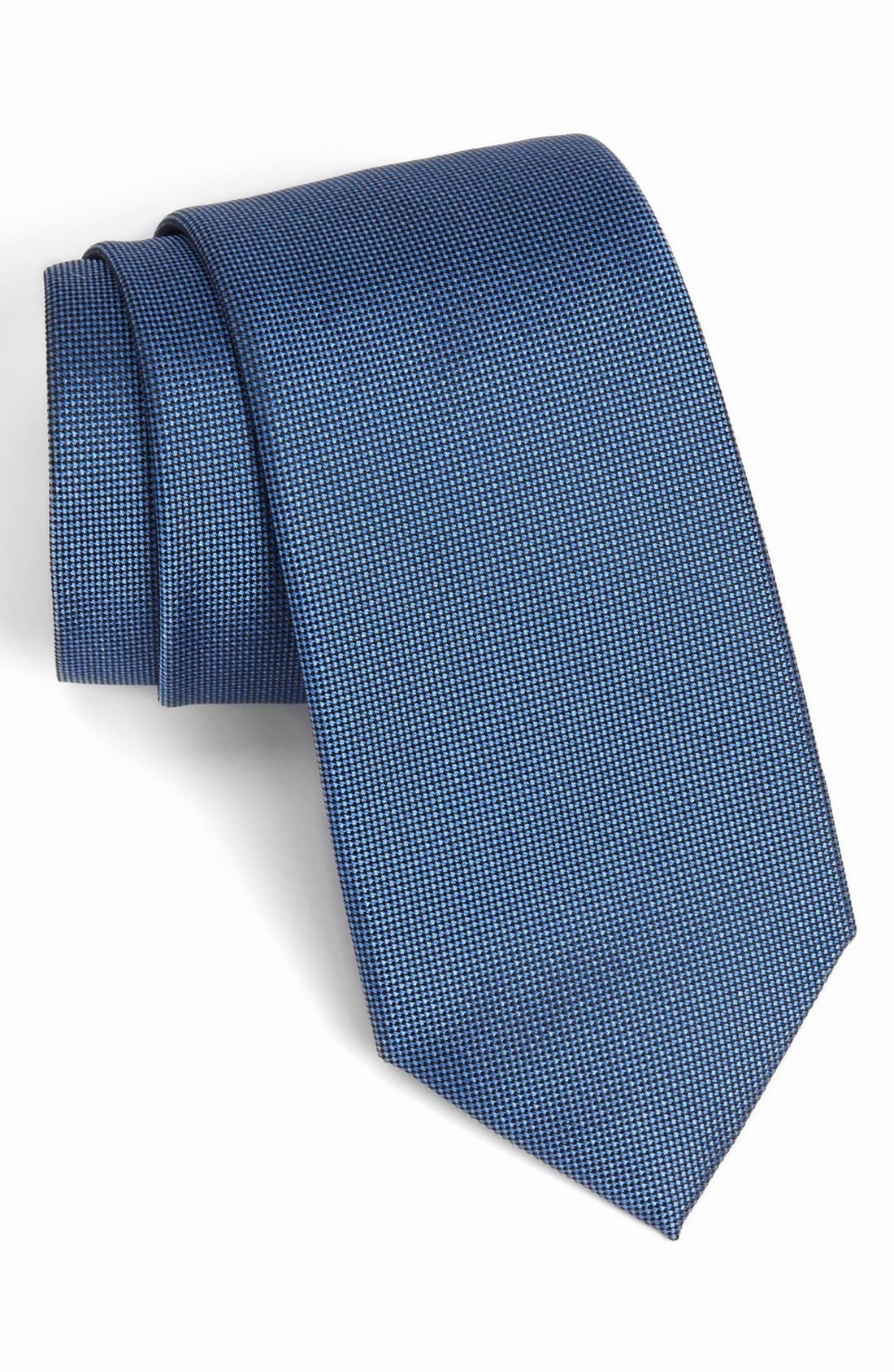 Woven Silk Tie,                             Main thumbnail 8, color,
