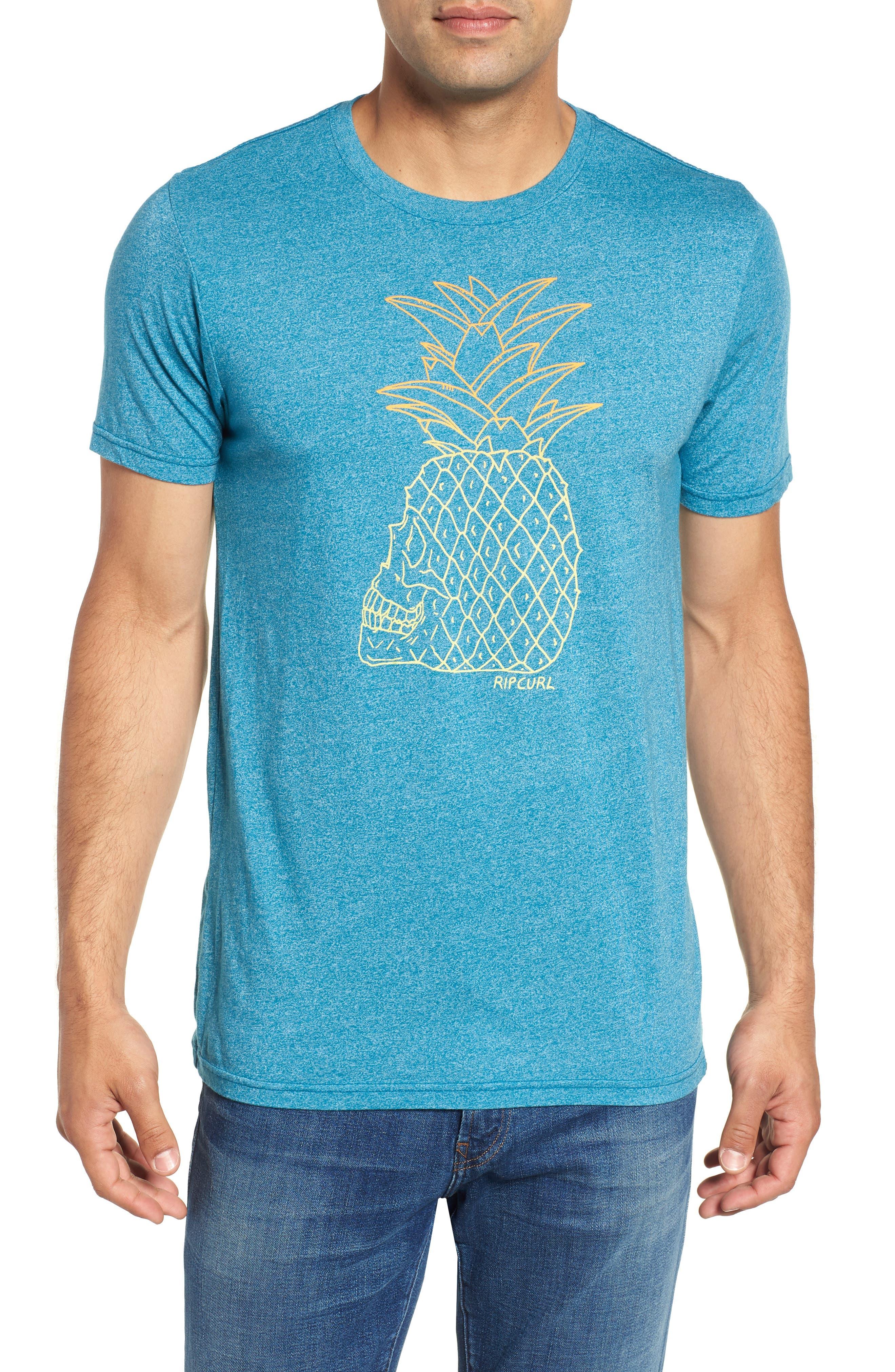 Skullapple Mock Twist T-Shirt,                         Main,                         color, 440