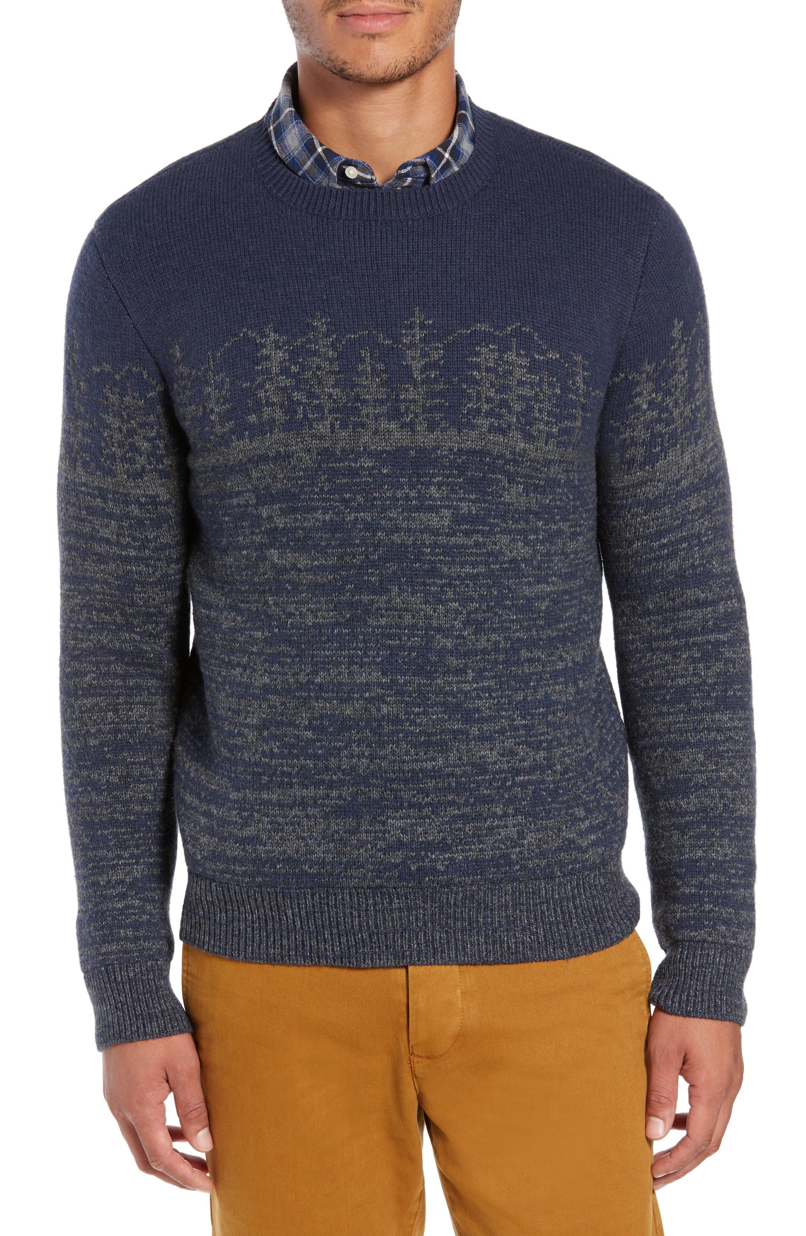Life/after/denim Sierra Sweater, Blue