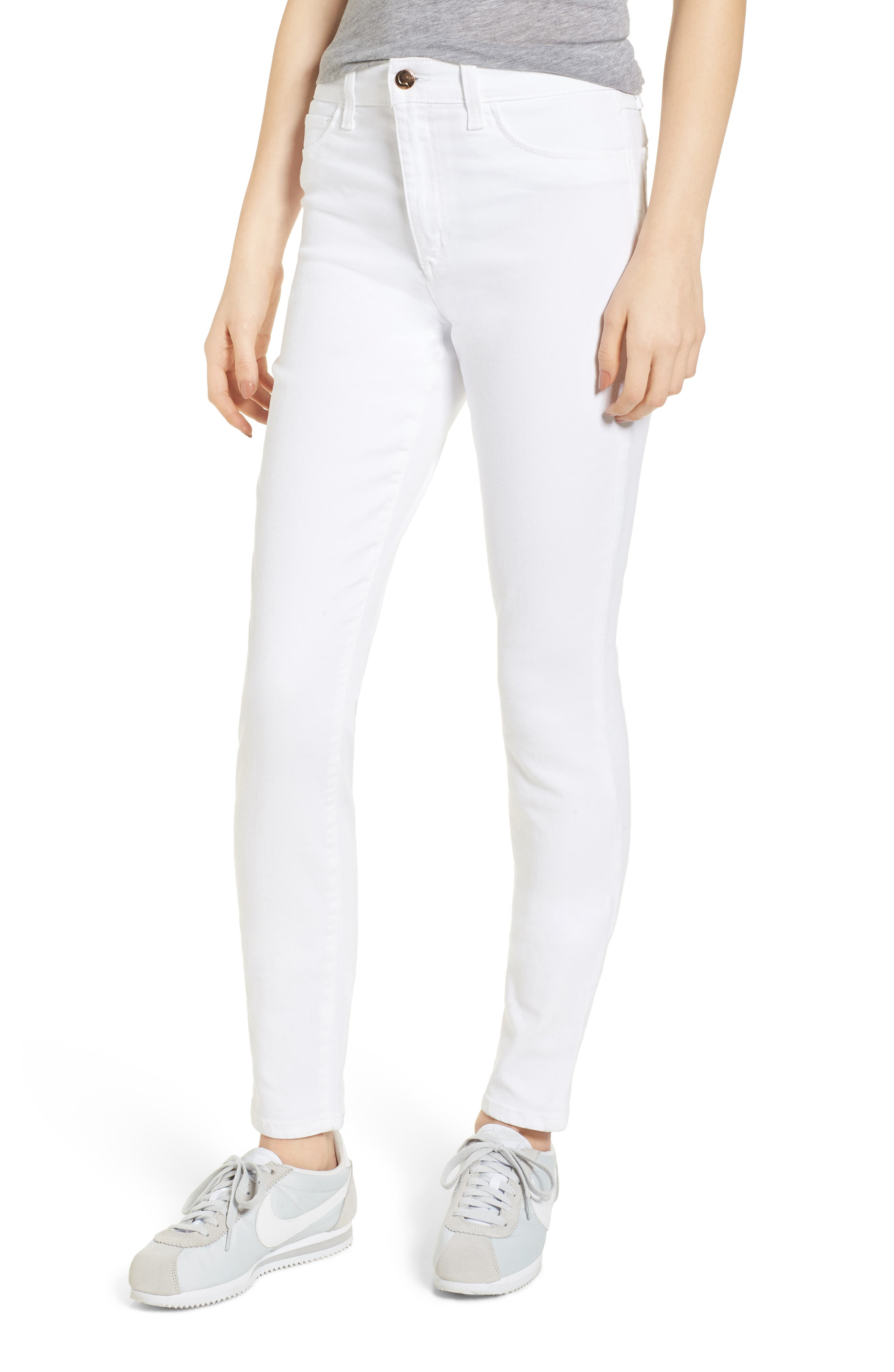 Charlie Skinny Jeans,                             Main thumbnail 1, color,                             HENNIE