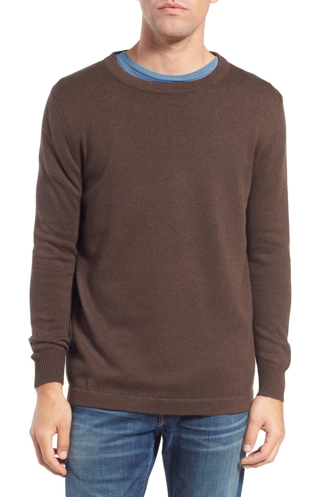 'San Francisco' Crewneck Sweater,                             Main thumbnail 1, color,                             245