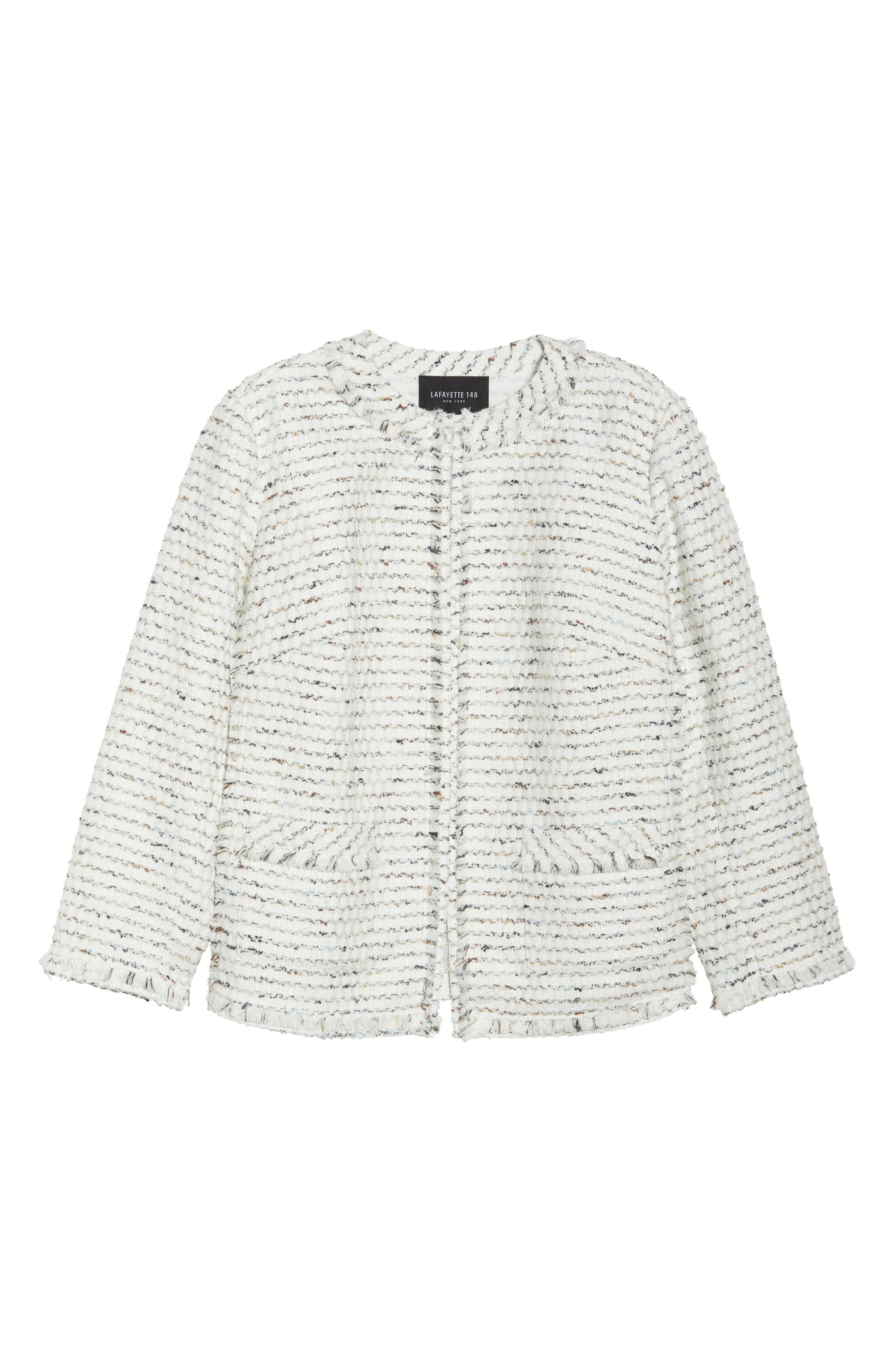 Kennedy Tweed Jacket,                             Alternate thumbnail 5, color,                             900