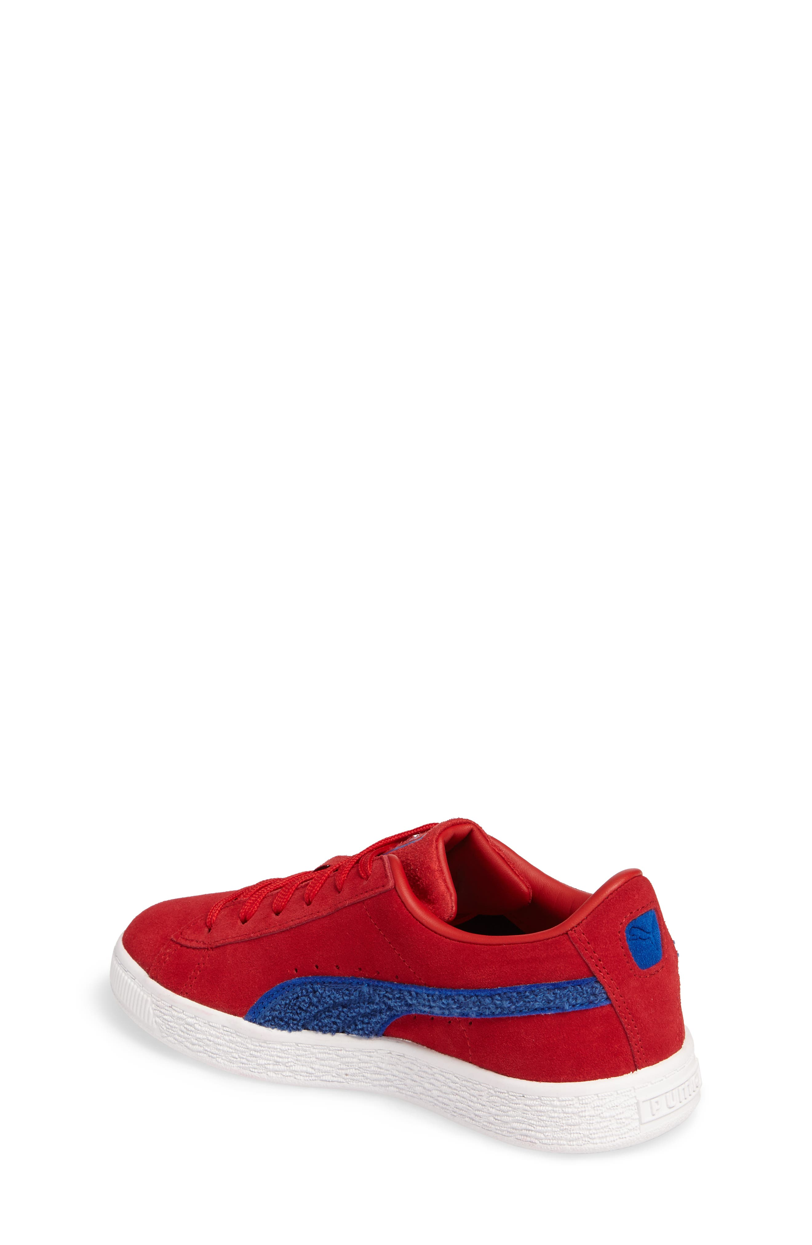 Classic Terry Sneaker,                             Alternate thumbnail 2, color,                             600