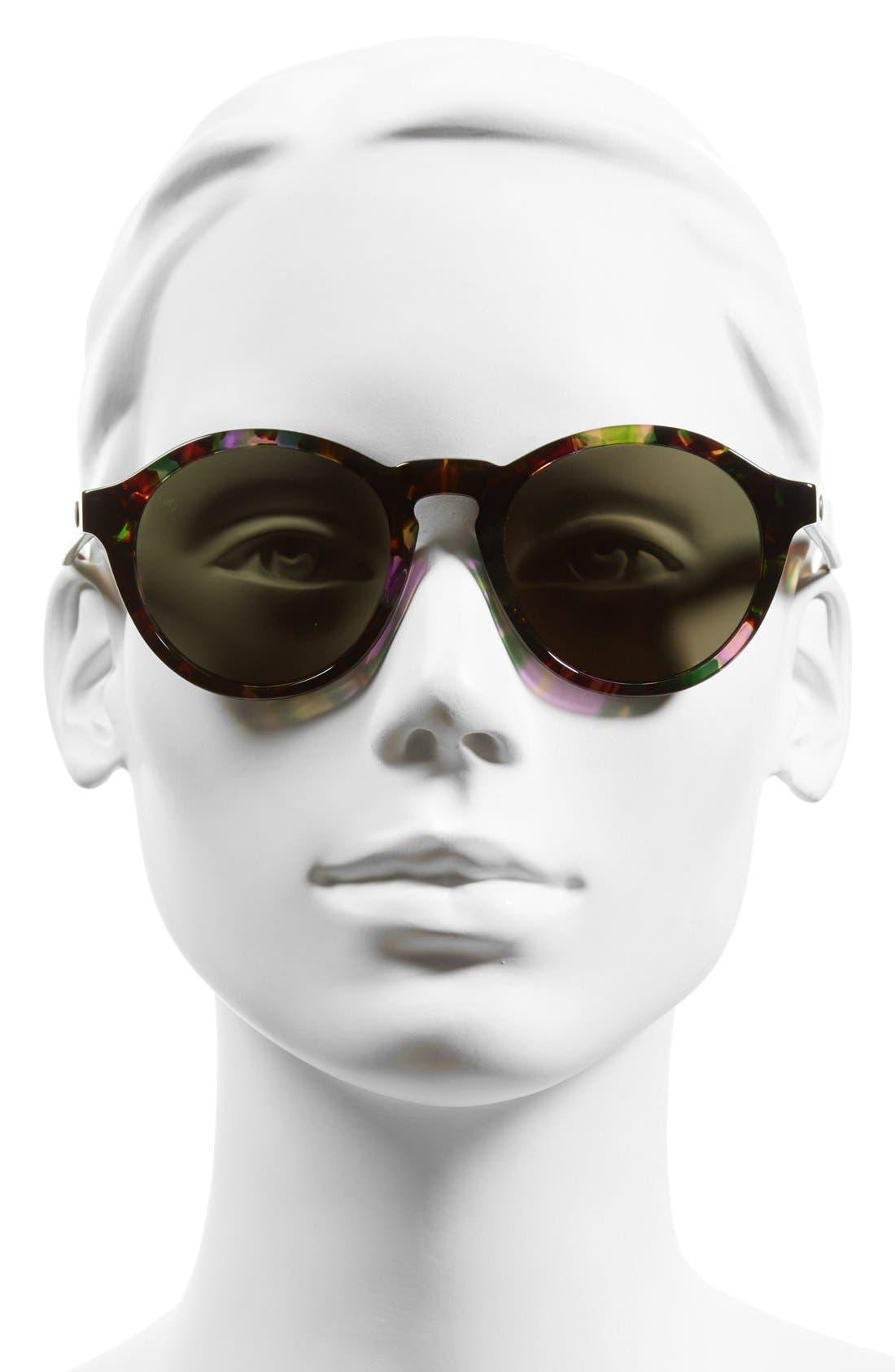 'Reprise' 50mm Round Sunglasses,                             Alternate thumbnail 11, color,