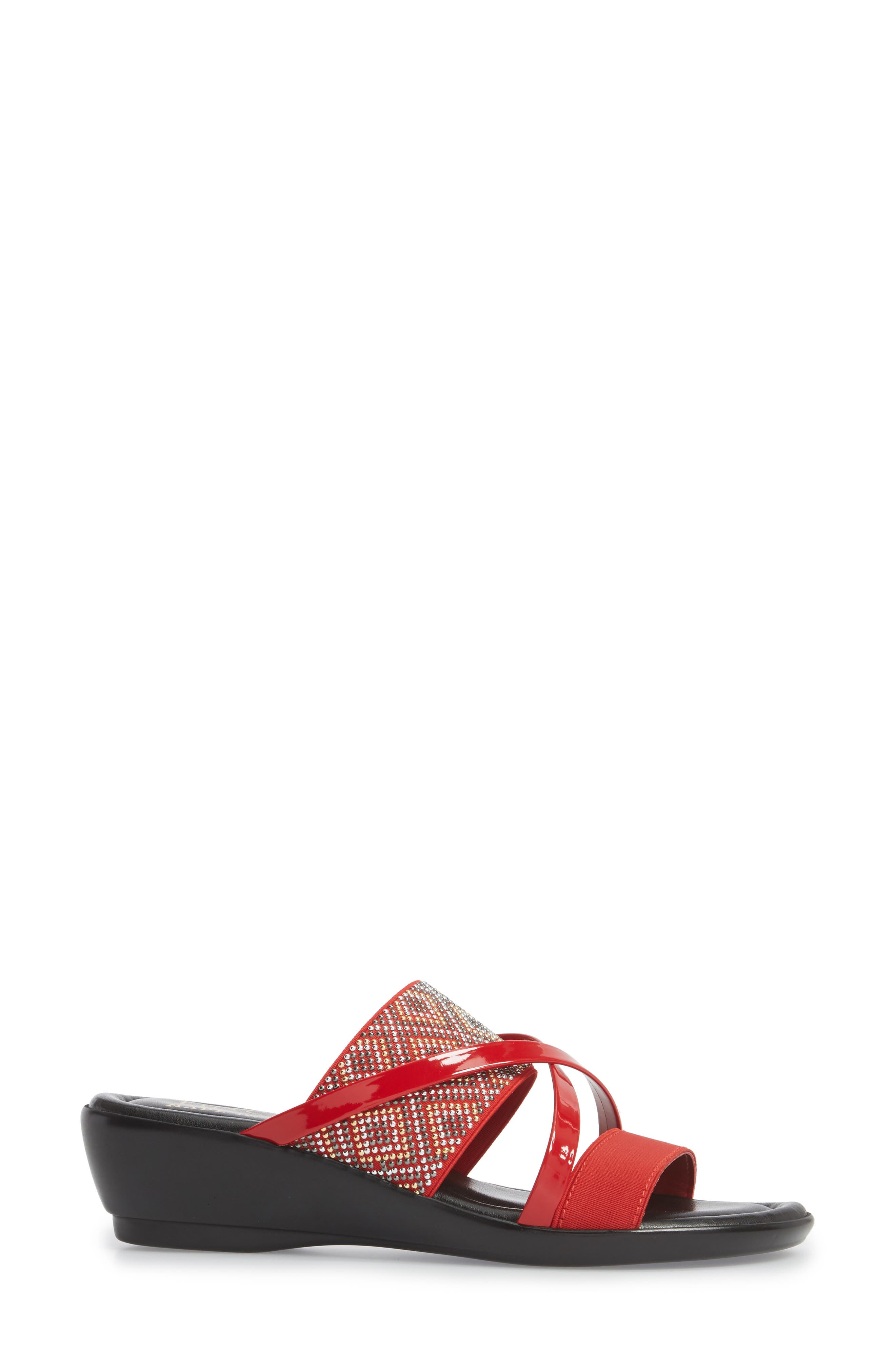 by Easy Street<sup>®</sup> Palazzo Sandal,                             Alternate thumbnail 18, color,