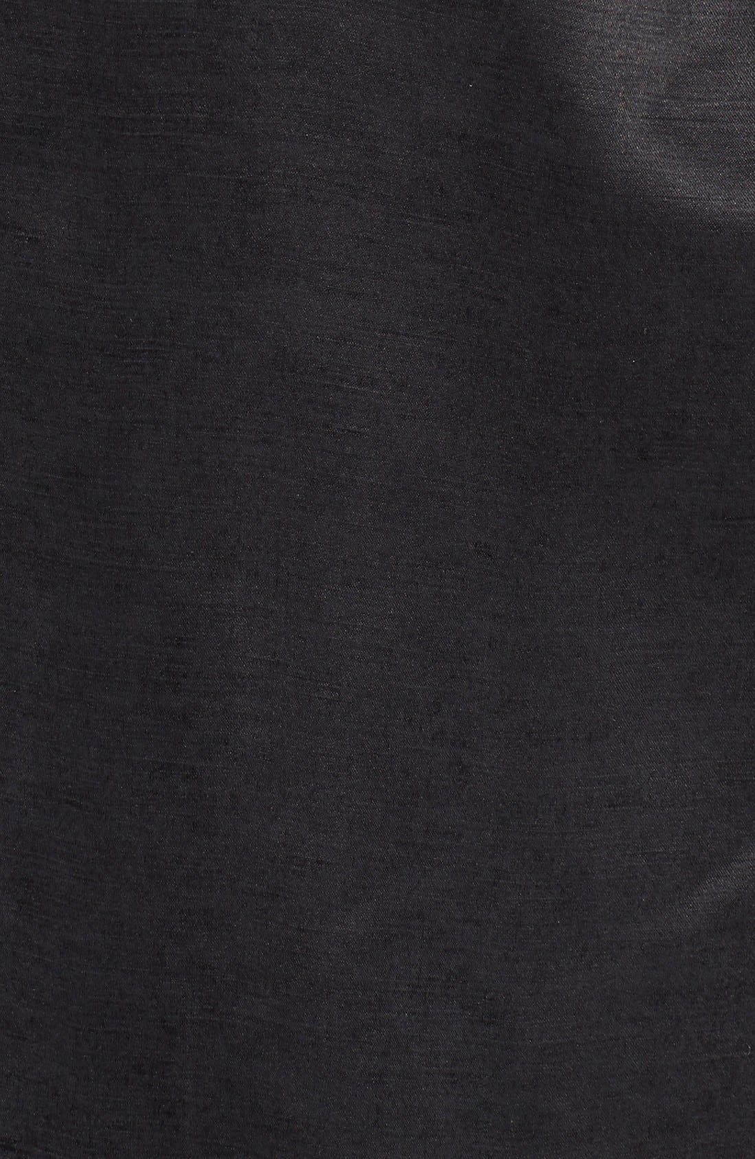 High Collar Long Jacket,                             Alternate thumbnail 24, color,