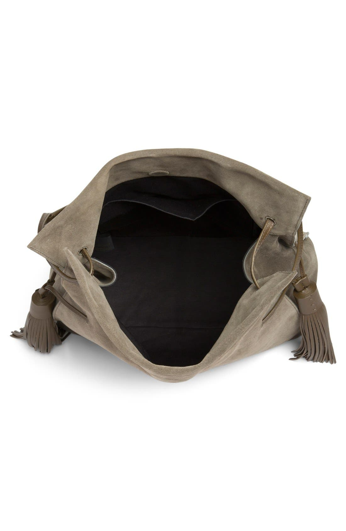 Freedom Suede Hobo,                             Alternate thumbnail 18, color,