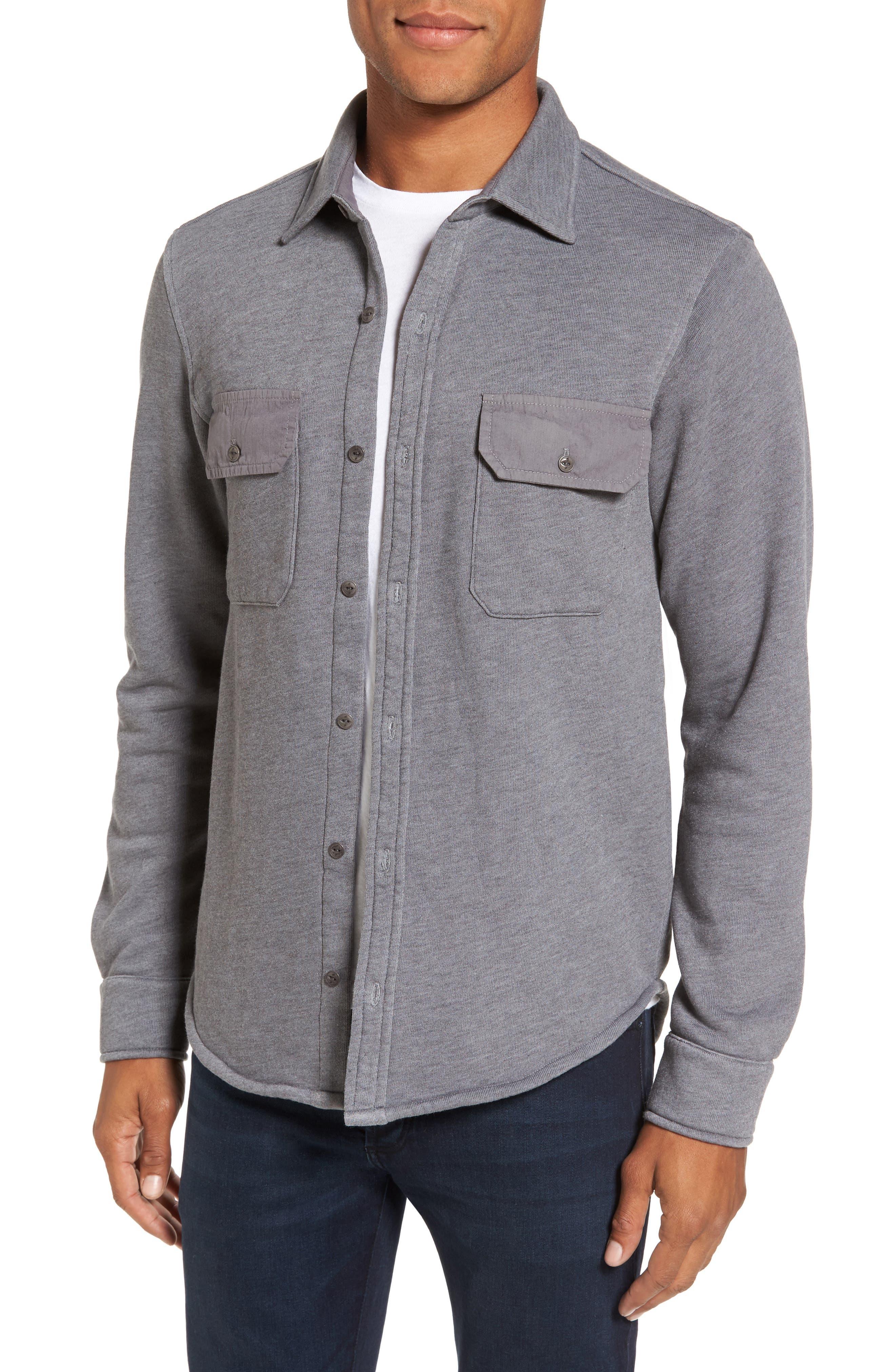 Shirt Jacket,                             Main thumbnail 2, color,