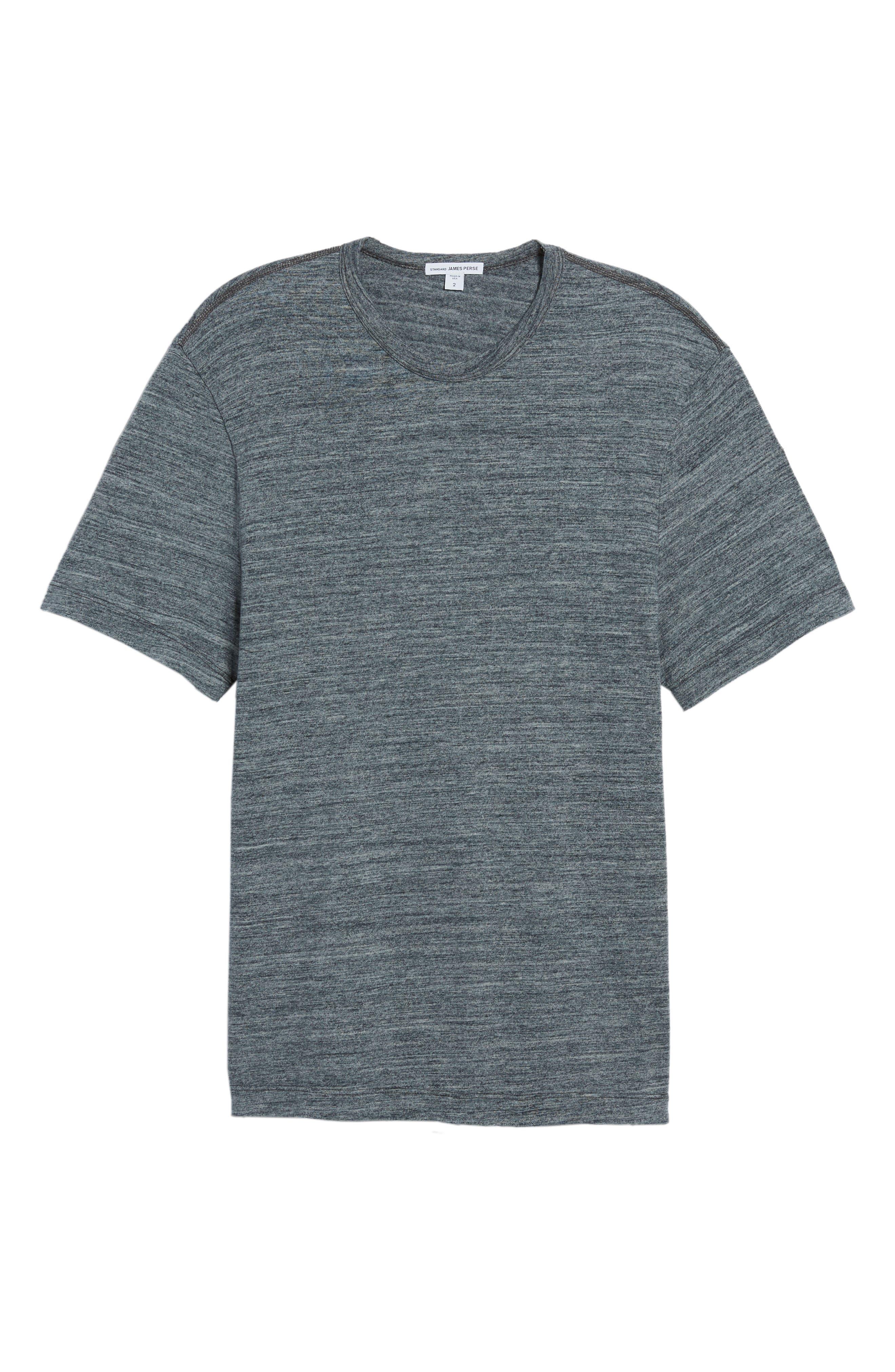 Regular Fit Top Dyed Crewneck T-Shirt,                             Alternate thumbnail 16, color,
